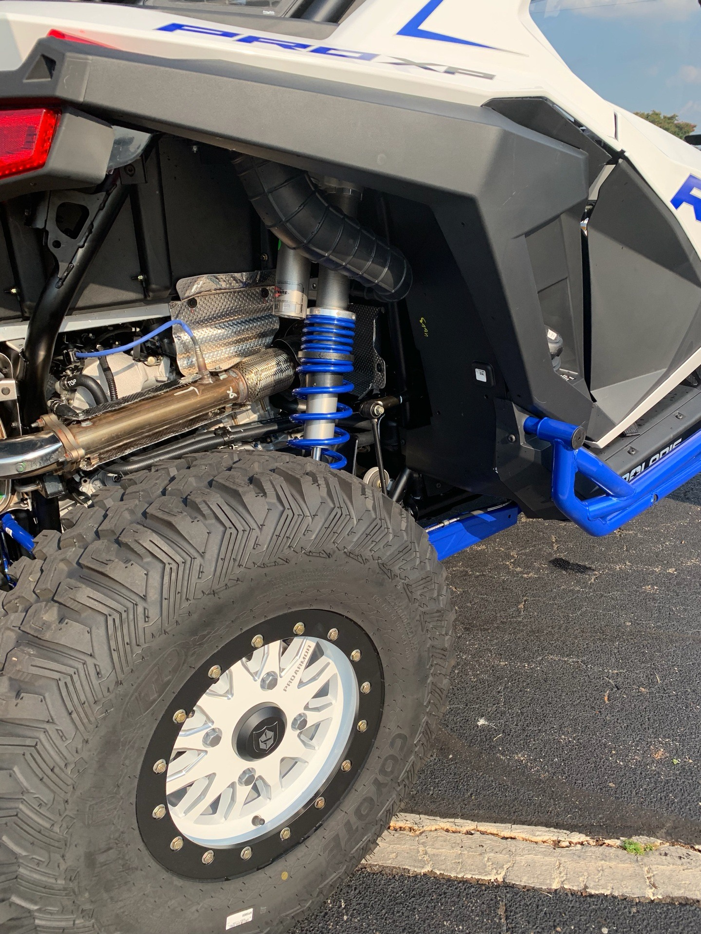 2020 Polaris RZR Pro XP Premium in Statesville, North Carolina - Photo 5