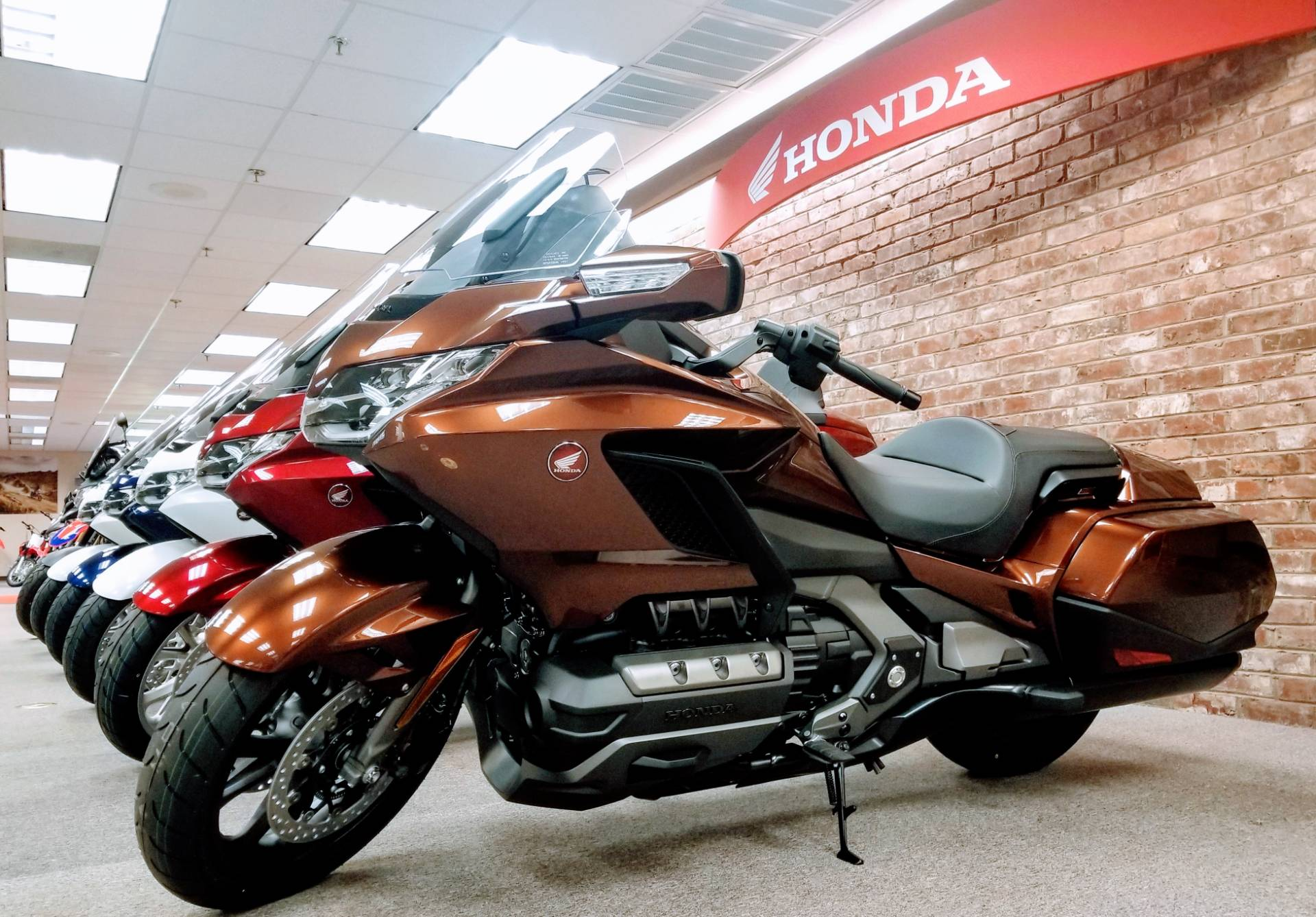 2018 Honda Gold Wing DCT in Statesville, North Carolina - Photo 1
