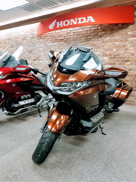 2018 Honda Gold Wing DCT in Statesville, North Carolina - Photo 4