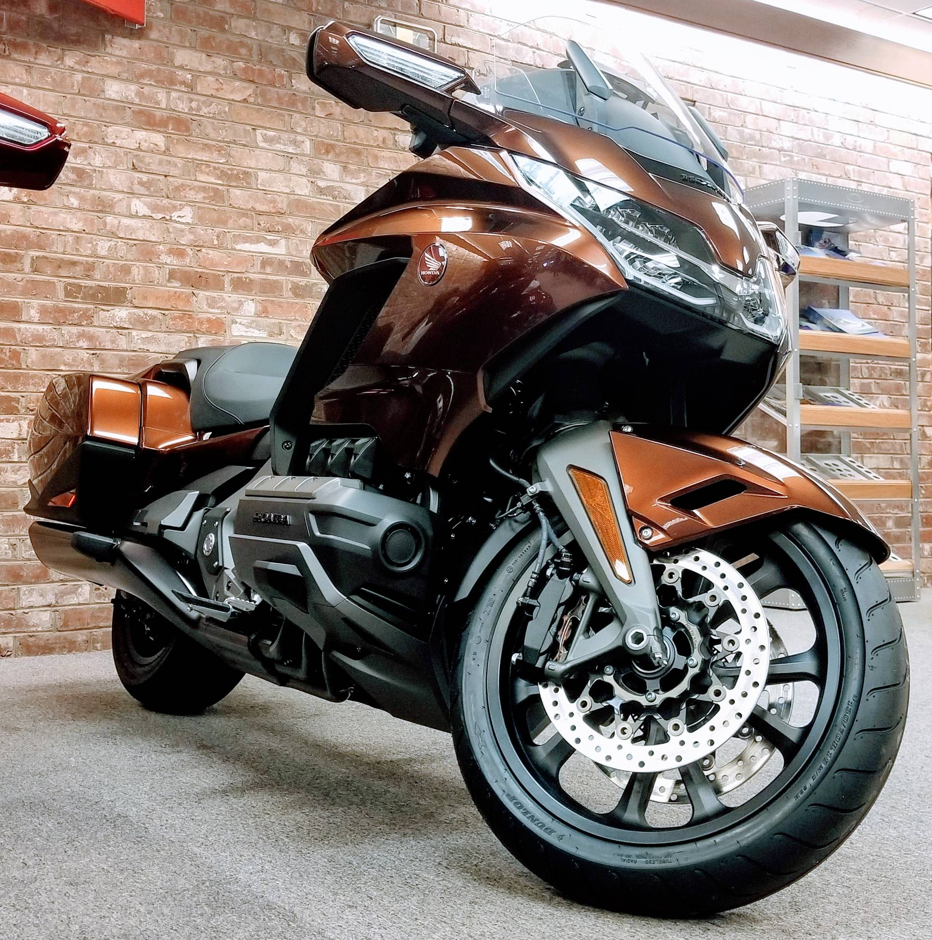 2018 Honda Gold Wing DCT in Statesville, North Carolina - Photo 2