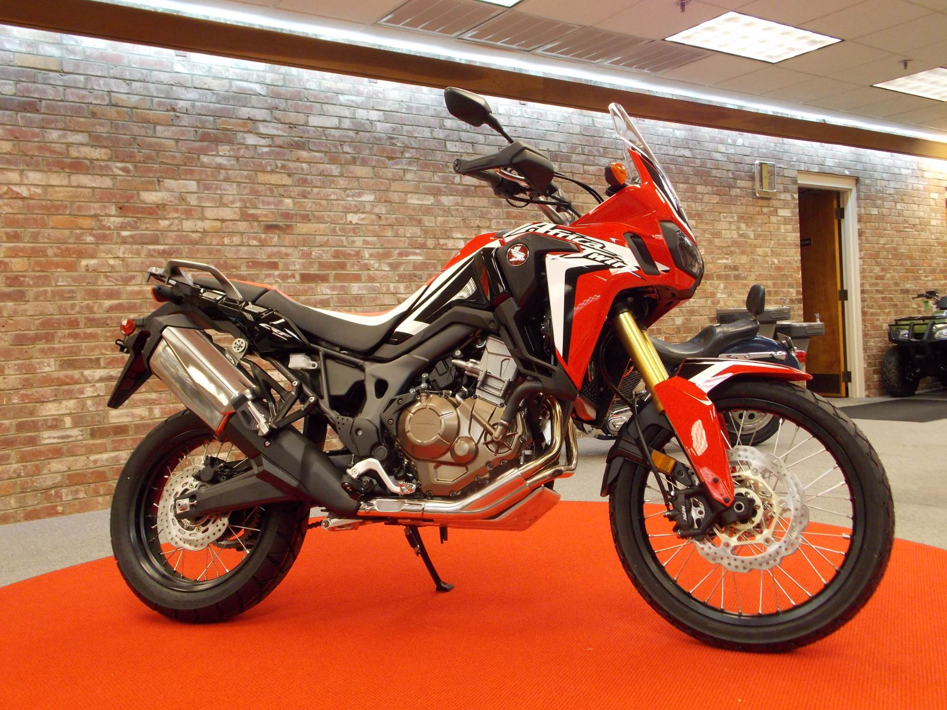 new 2017 honda africa twin motorcycles in statesville, nc | stock