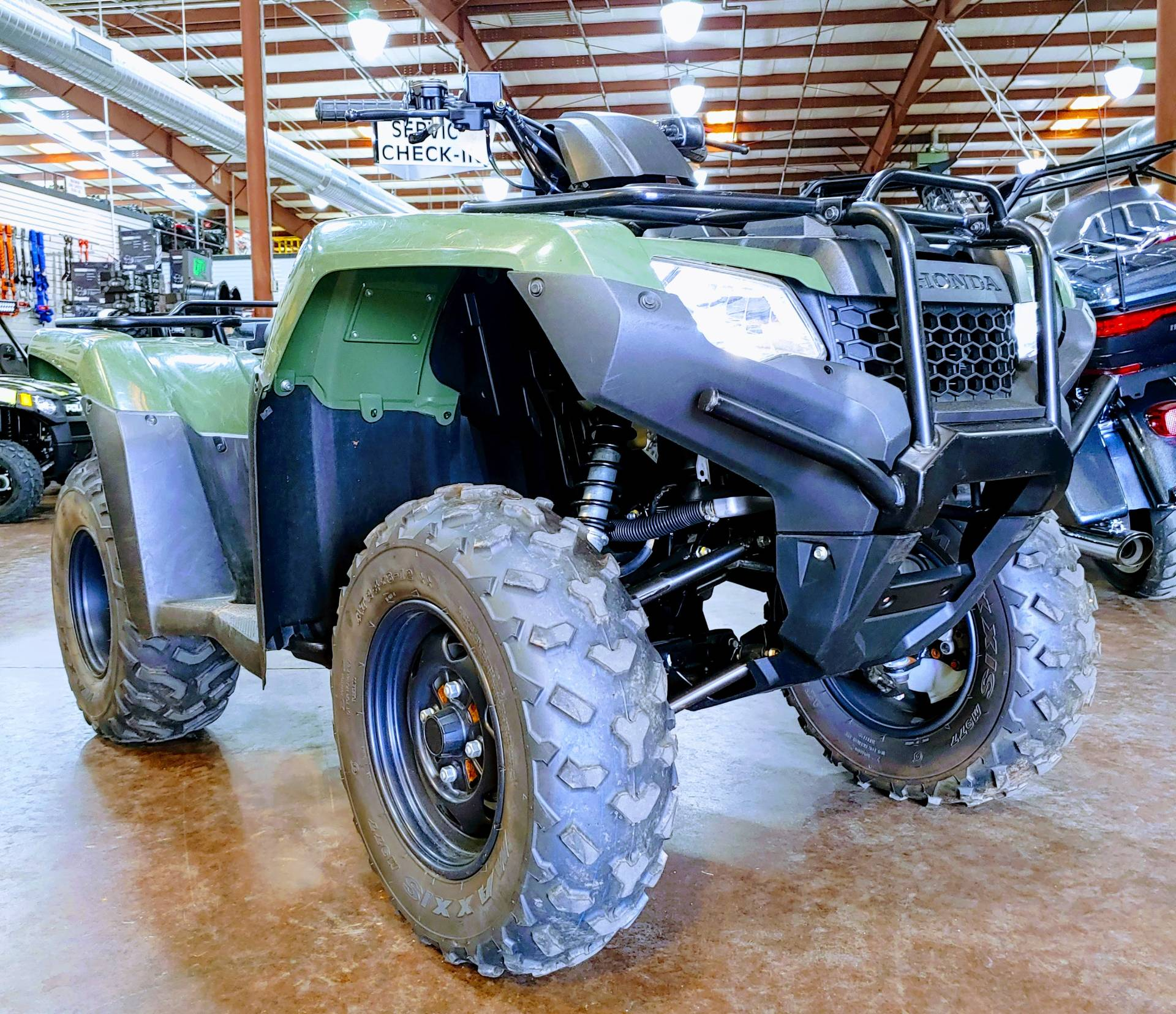 2017 Honda FourTrax Rancher in Statesville, North Carolina