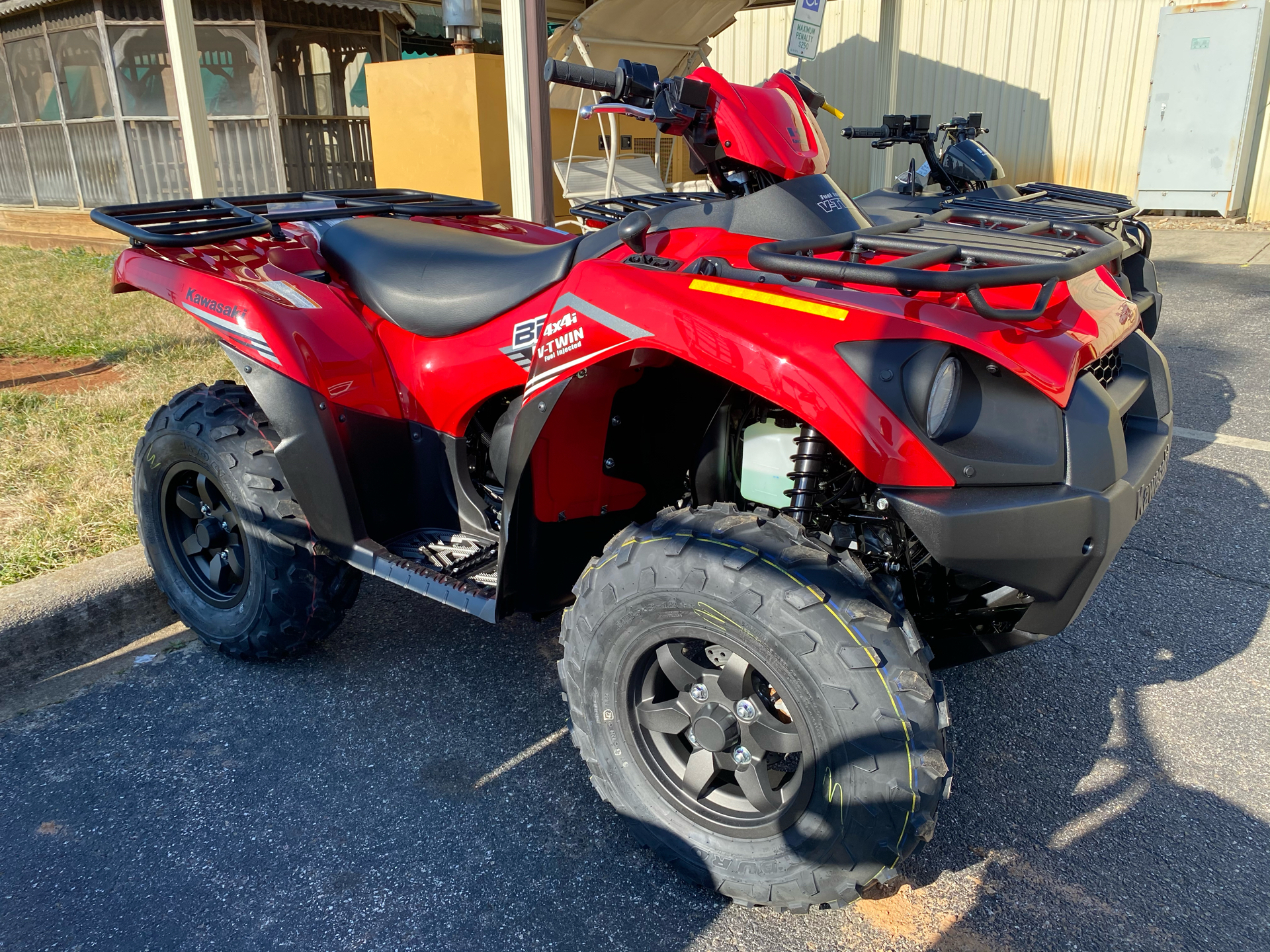 2021 Kawasaki Brute Force 750 4x4i in Statesville, North Carolina - Photo 2