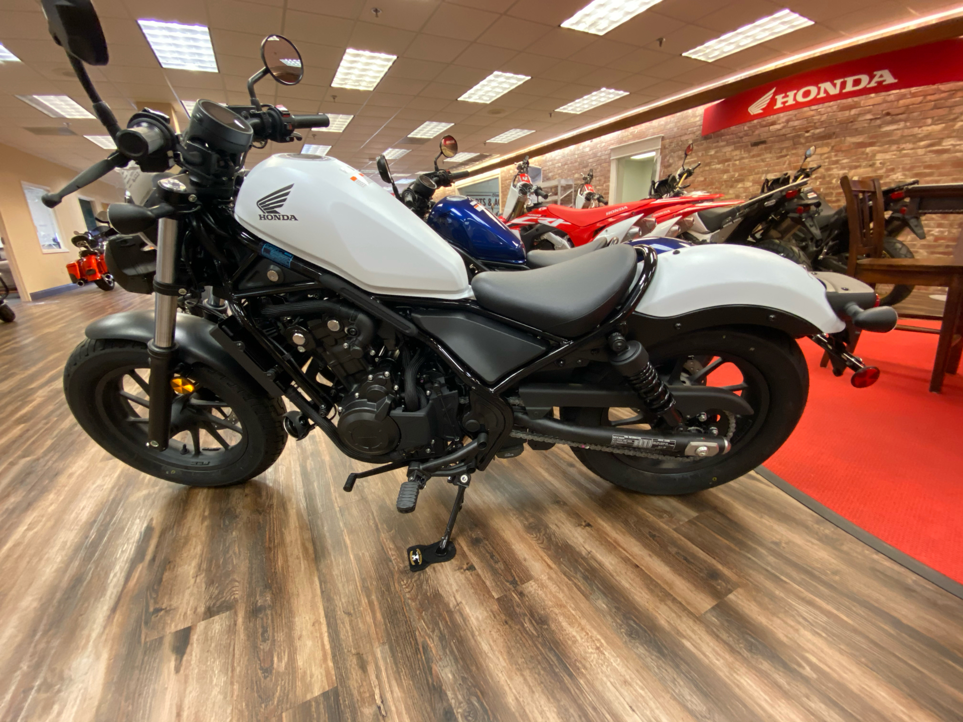 2021 Honda Rebel 500 ABS in Statesville, North Carolina - Photo 1