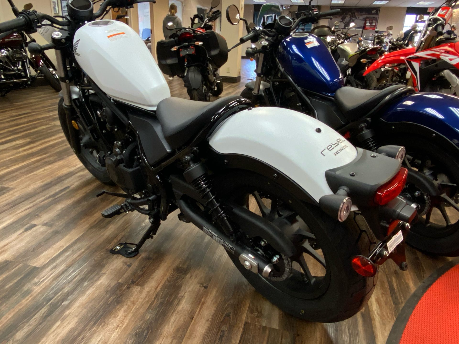 2021 Honda Rebel 500 ABS in Statesville, North Carolina - Photo 4