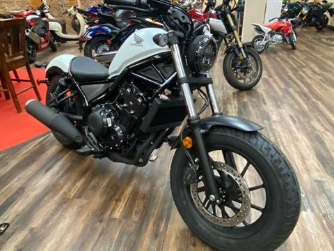 2021 Honda Rebel 500 ABS in Statesville, North Carolina - Photo 5