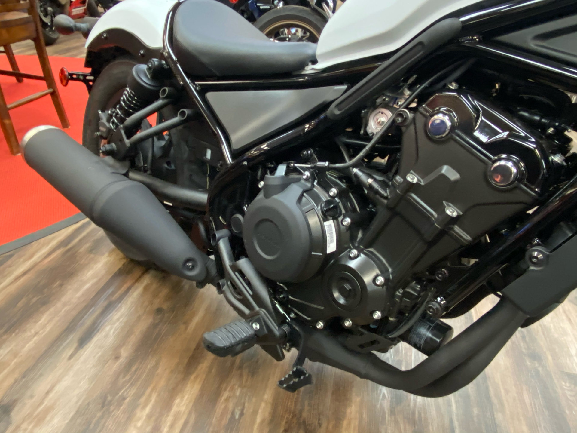 2021 Honda Rebel 500 ABS in Statesville, North Carolina - Photo 6
