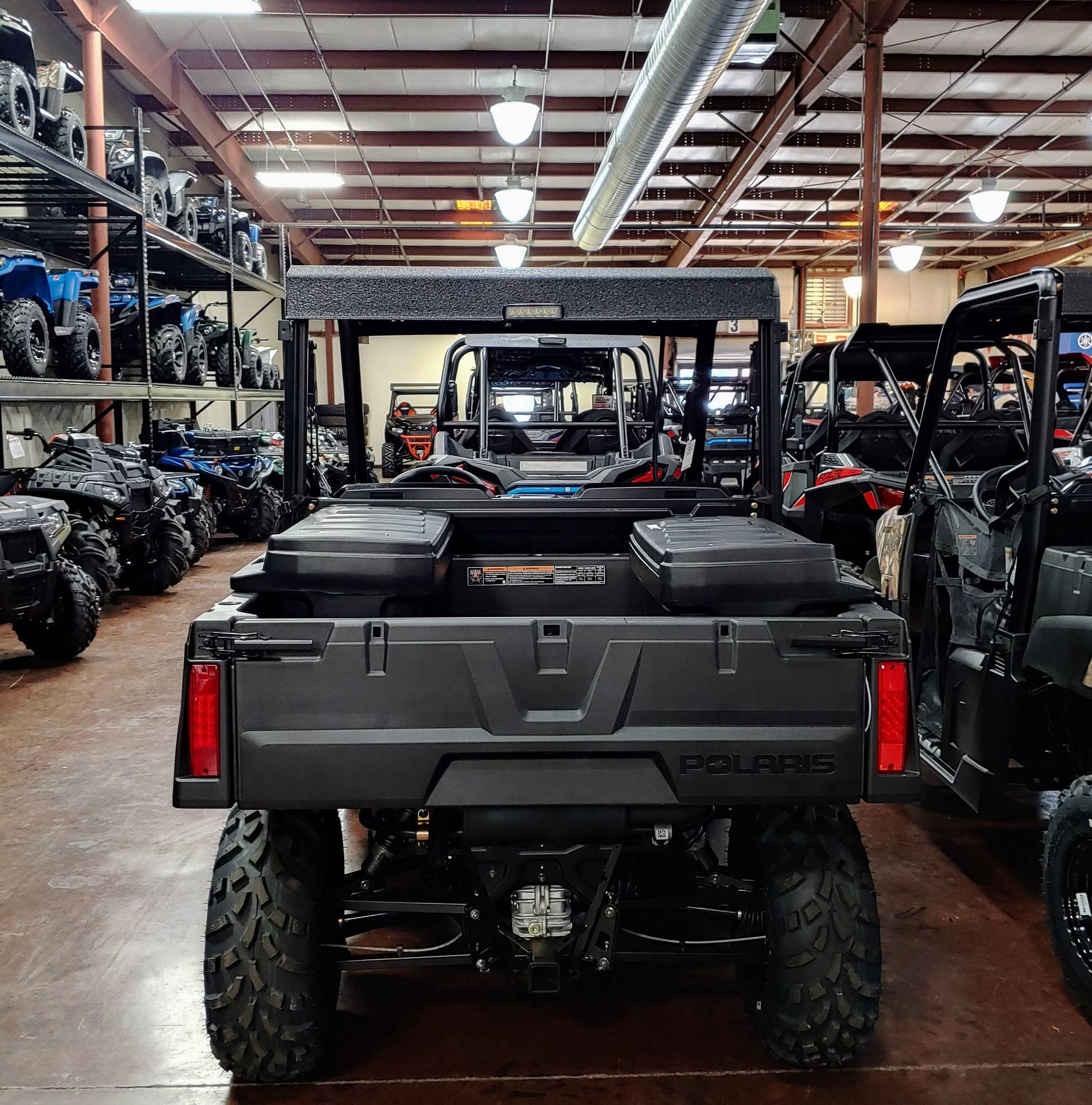 2019 Polaris Ranger 500 in Statesville, North Carolina - Photo 4