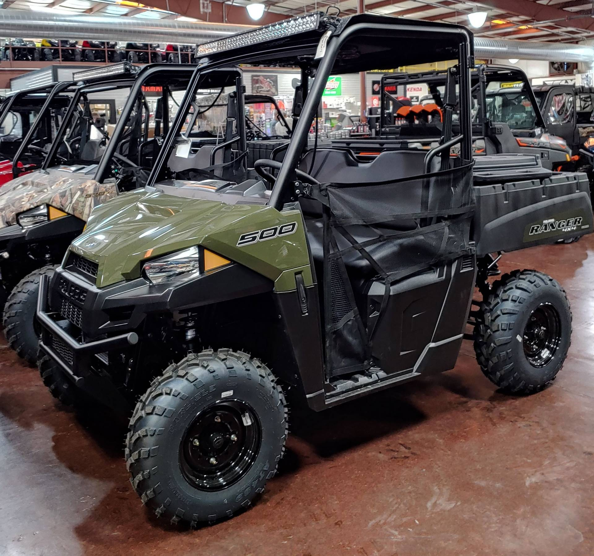 2019 Polaris Ranger 500 in Statesville, North Carolina - Photo 1