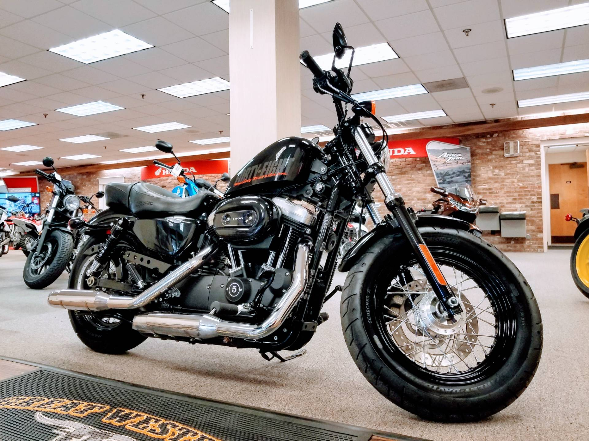 2015 Harley-Davidson Forty-Eight (XL1200X) in Statesville, North Carolina