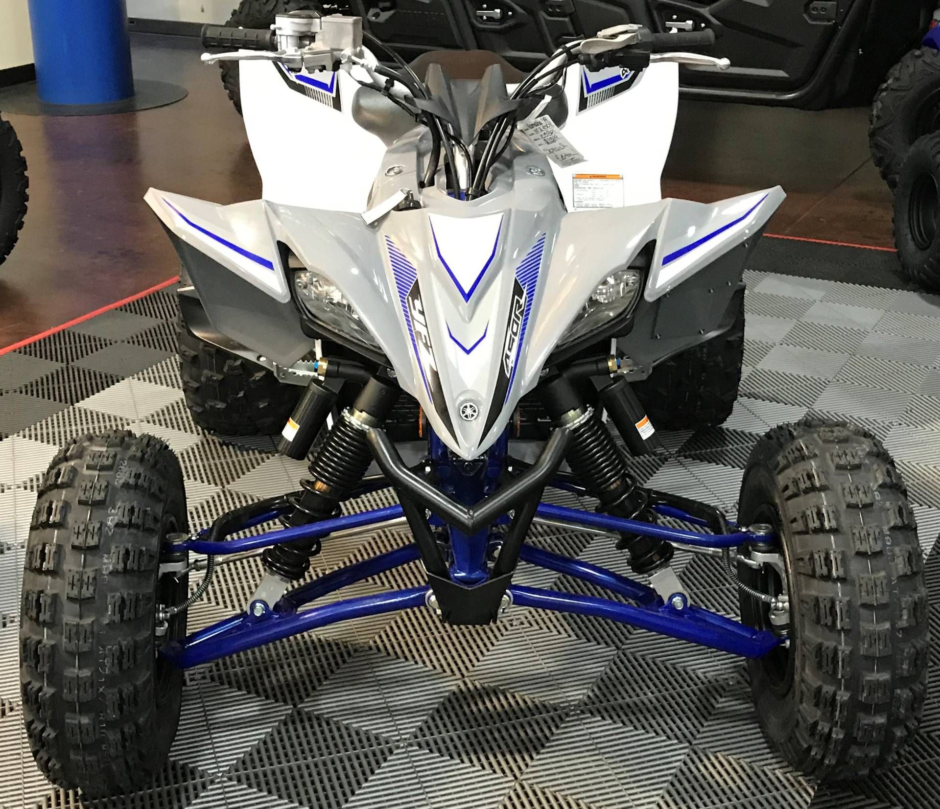 2019 Yamaha YFZ450R SE in Statesville, North Carolina - Photo 2