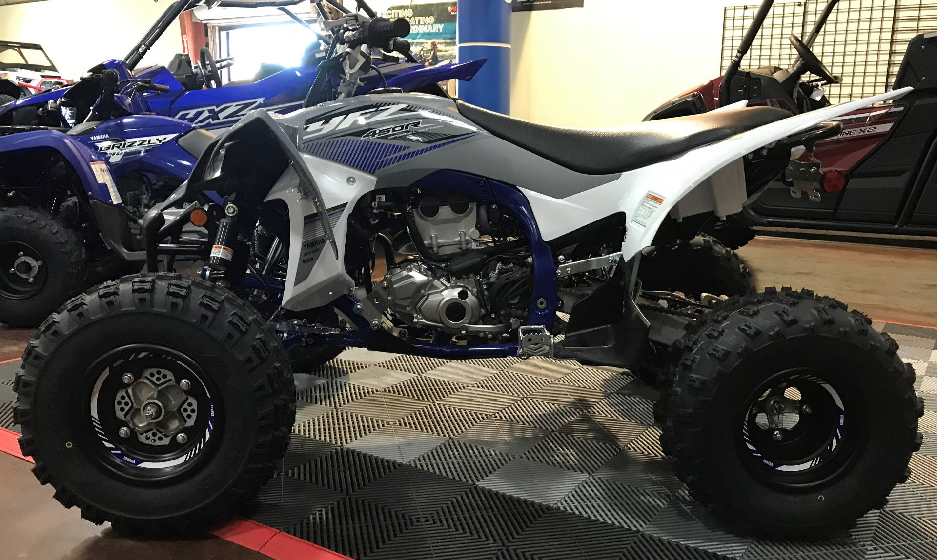 2019 Yamaha YFZ450R SE in Statesville, North Carolina - Photo 5
