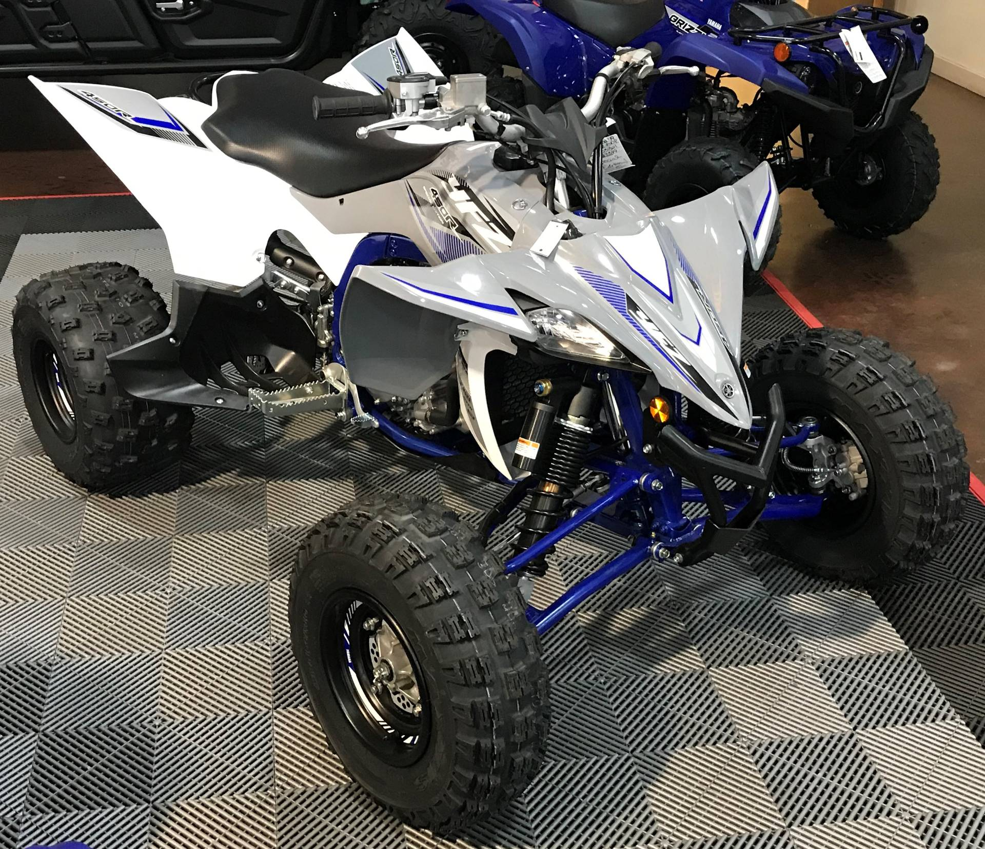 2019 Yamaha YFZ450R SE in Statesville, North Carolina - Photo 1