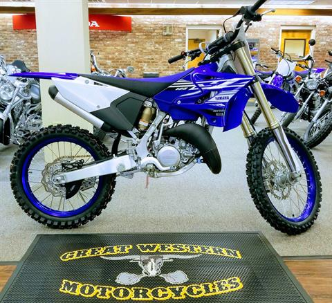 2019 Yamaha YZ125 in Statesville, North Carolina