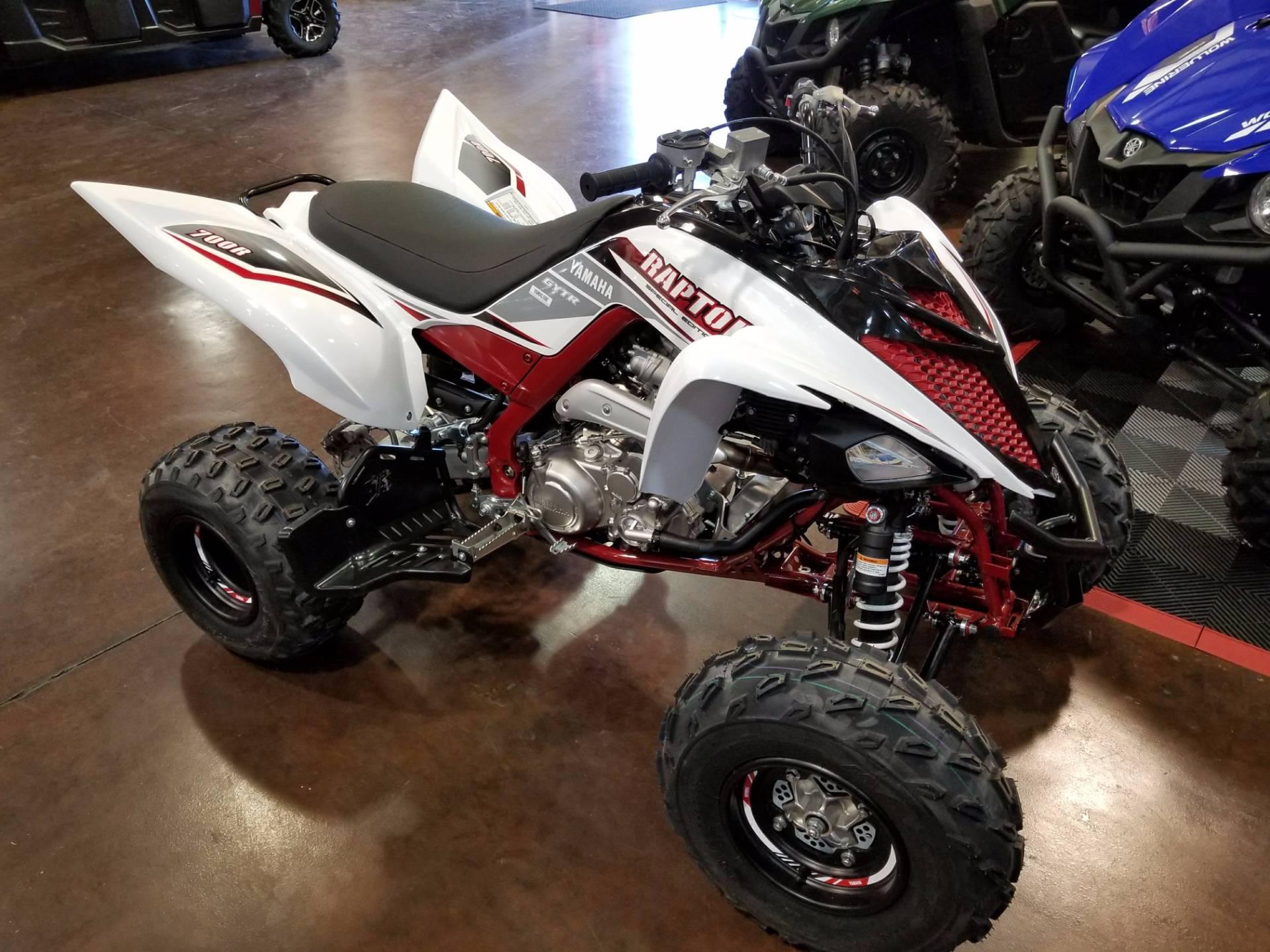 2018 Yamaha Raptor 700R SE In Statesville North Carolina