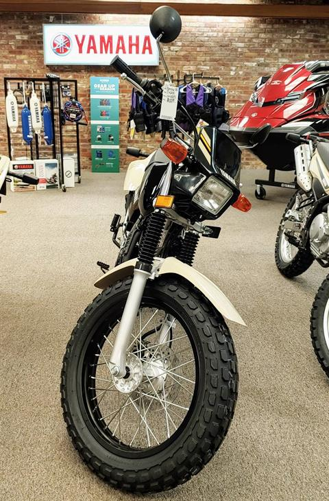2020 Yamaha TW200 in Statesville, North Carolina - Photo 4