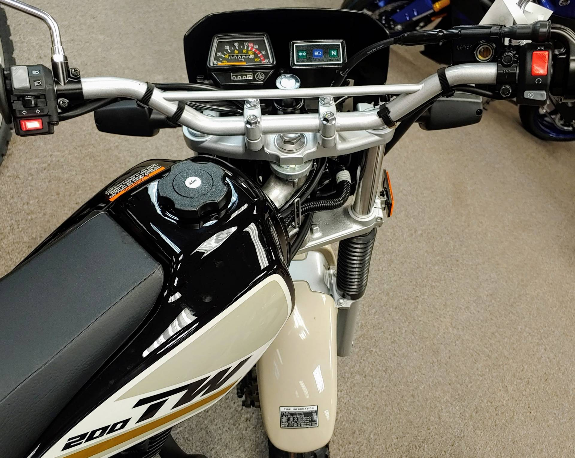 2020 Yamaha TW200 in Statesville, North Carolina - Photo 7