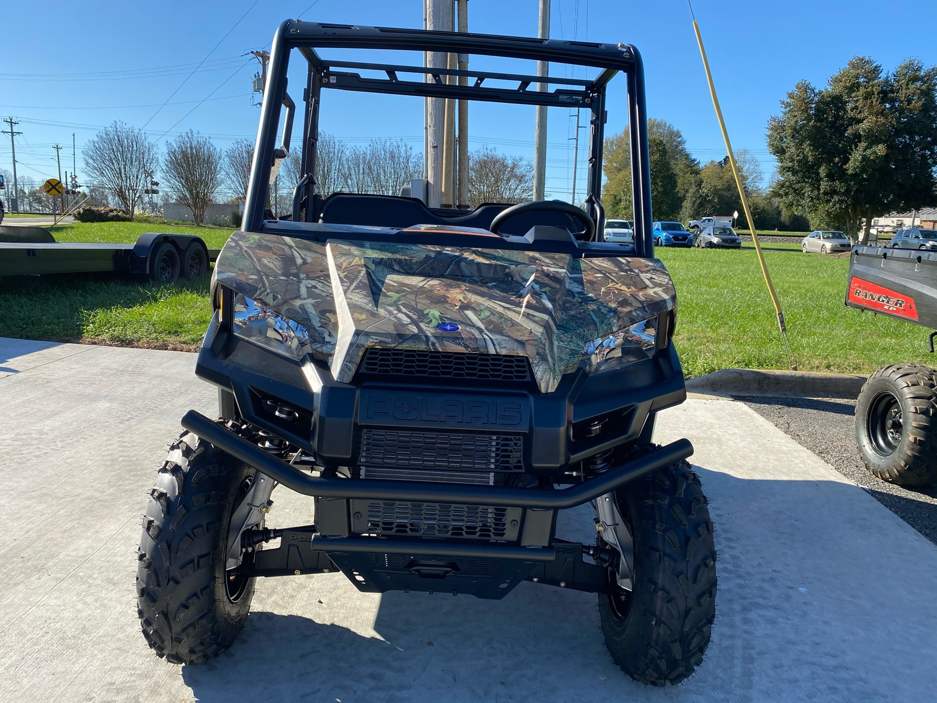 2021 Polaris Ranger 570 in Statesville, North Carolina - Photo 3