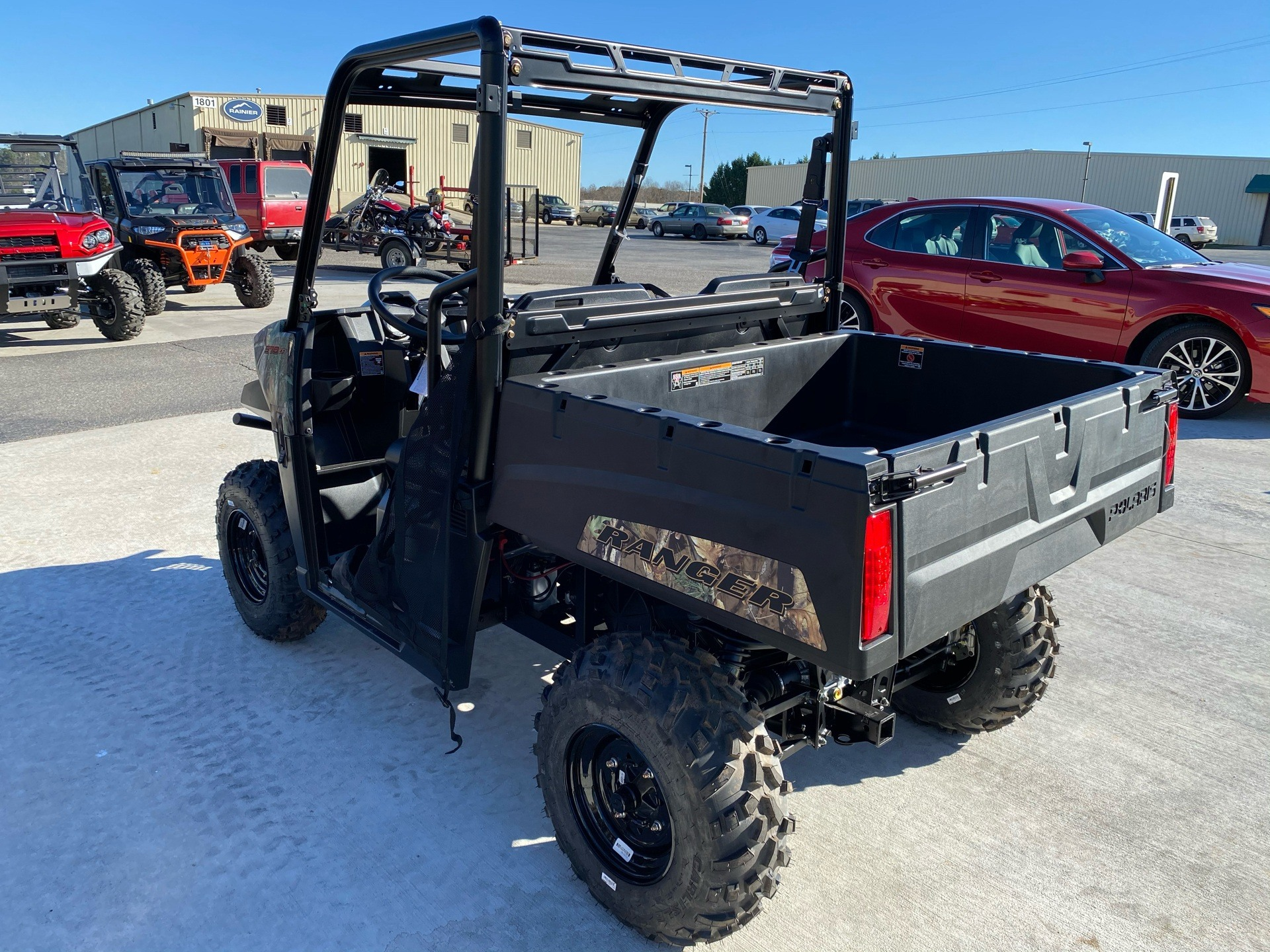 2021 Polaris Ranger 570 in Statesville, North Carolina - Photo 4