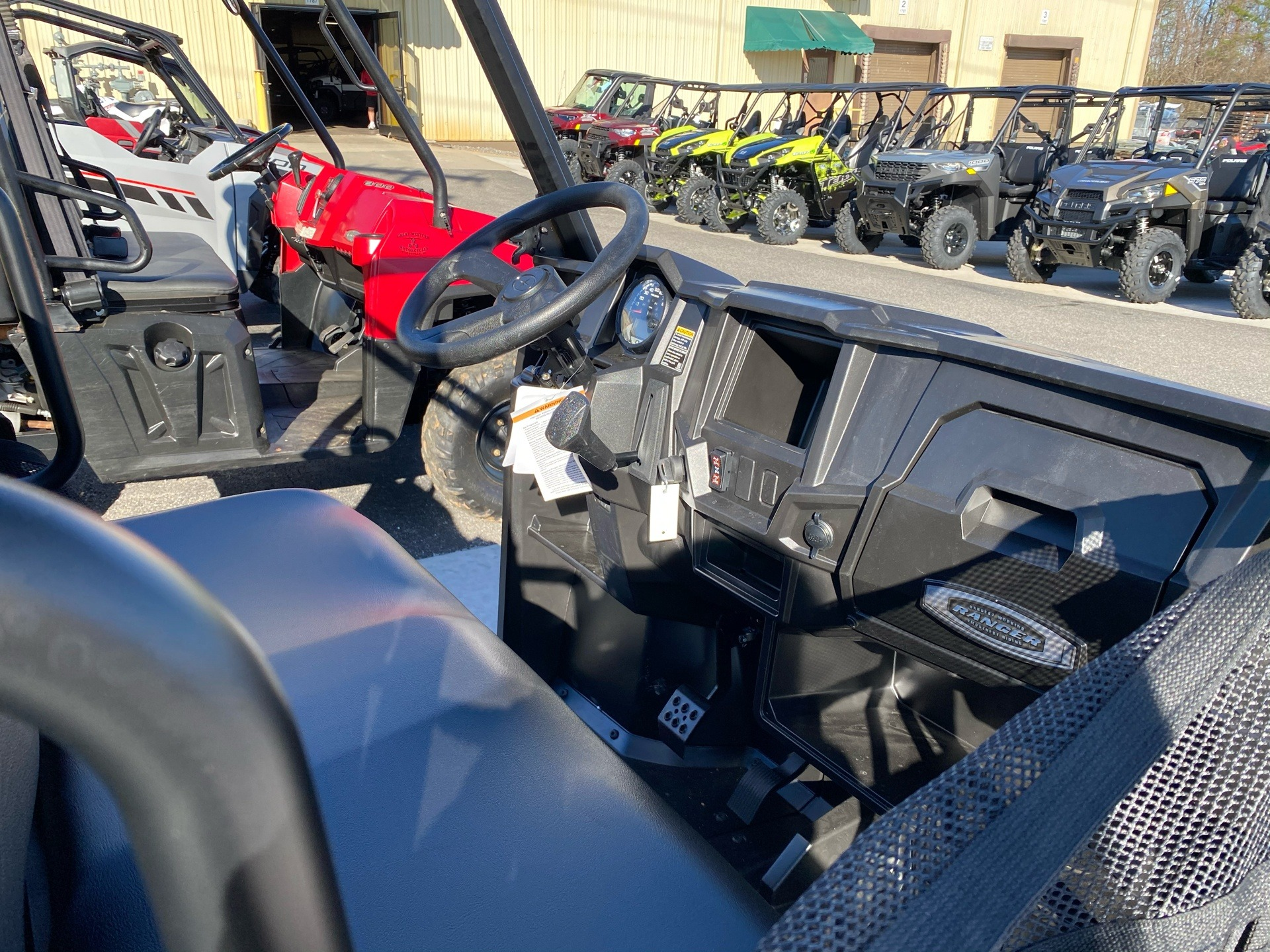 2021 Polaris Ranger 570 in Statesville, North Carolina - Photo 5