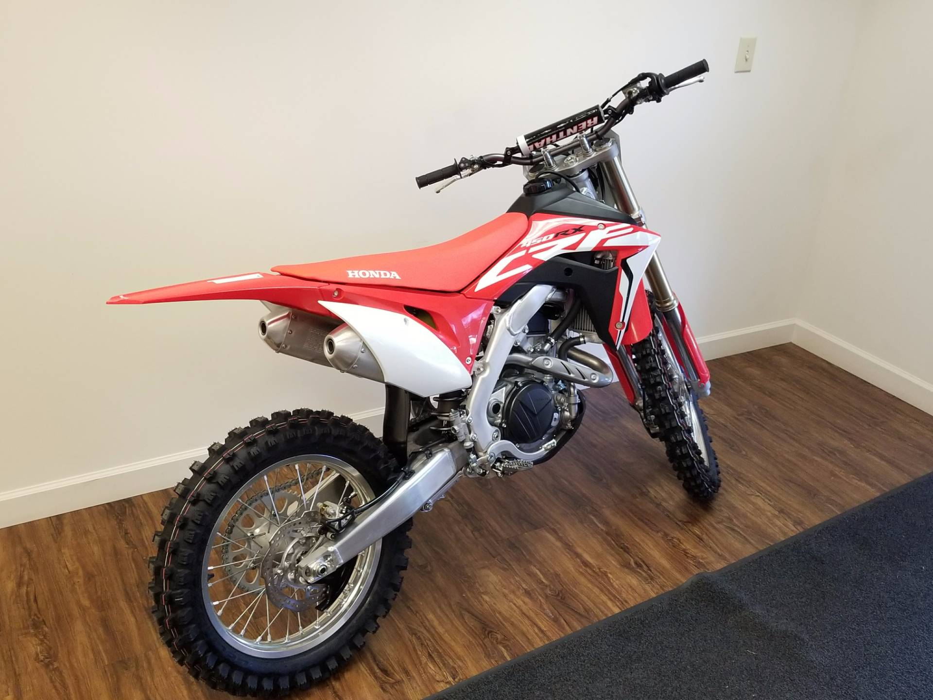 2018 Honda CRF450RX in Statesville, North Carolina