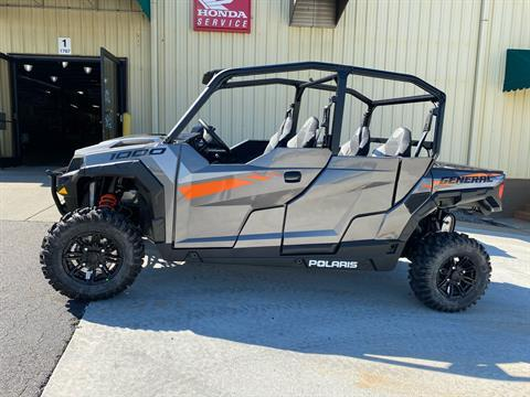 2021 Polaris General 4 1000 Premium in Statesville, North Carolina - Photo 2
