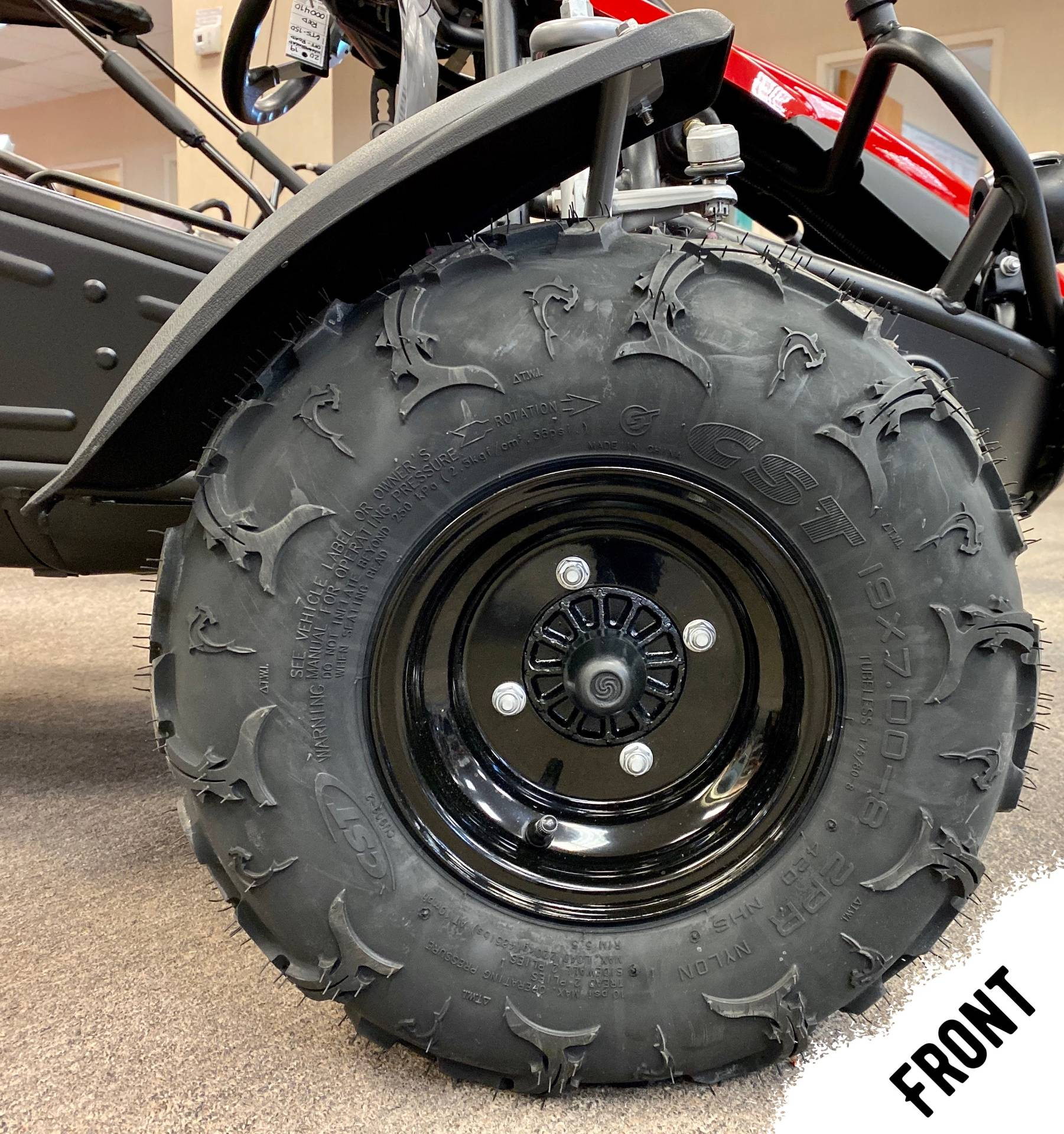 2019 Hammerhead Off-Road GTS 150 in Statesville, North Carolina - Photo 15