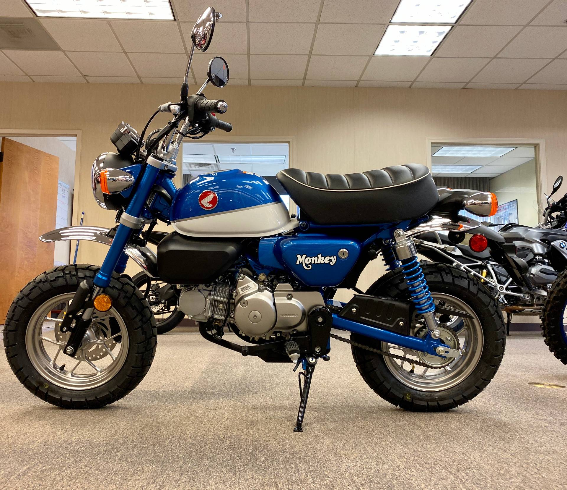 2020 Honda Monkey in Statesville, North Carolina - Photo 4