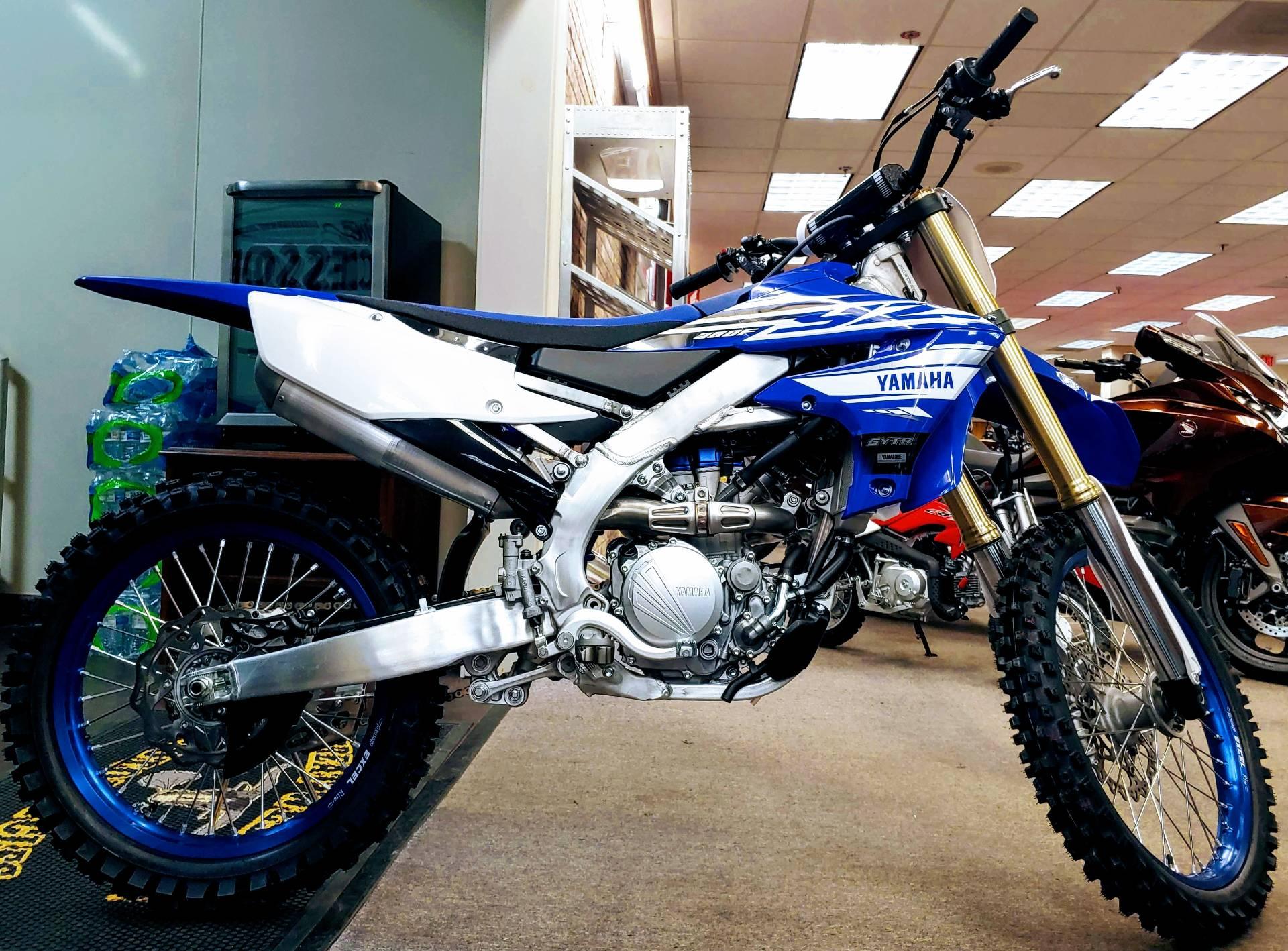 2019 Yamaha YZ250F in Statesville, North Carolina
