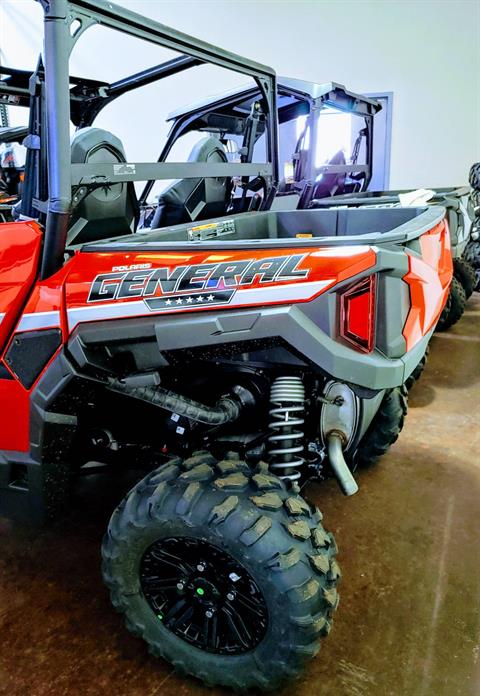 2019 Polaris General 1000 EPS Premium in Statesville, North Carolina