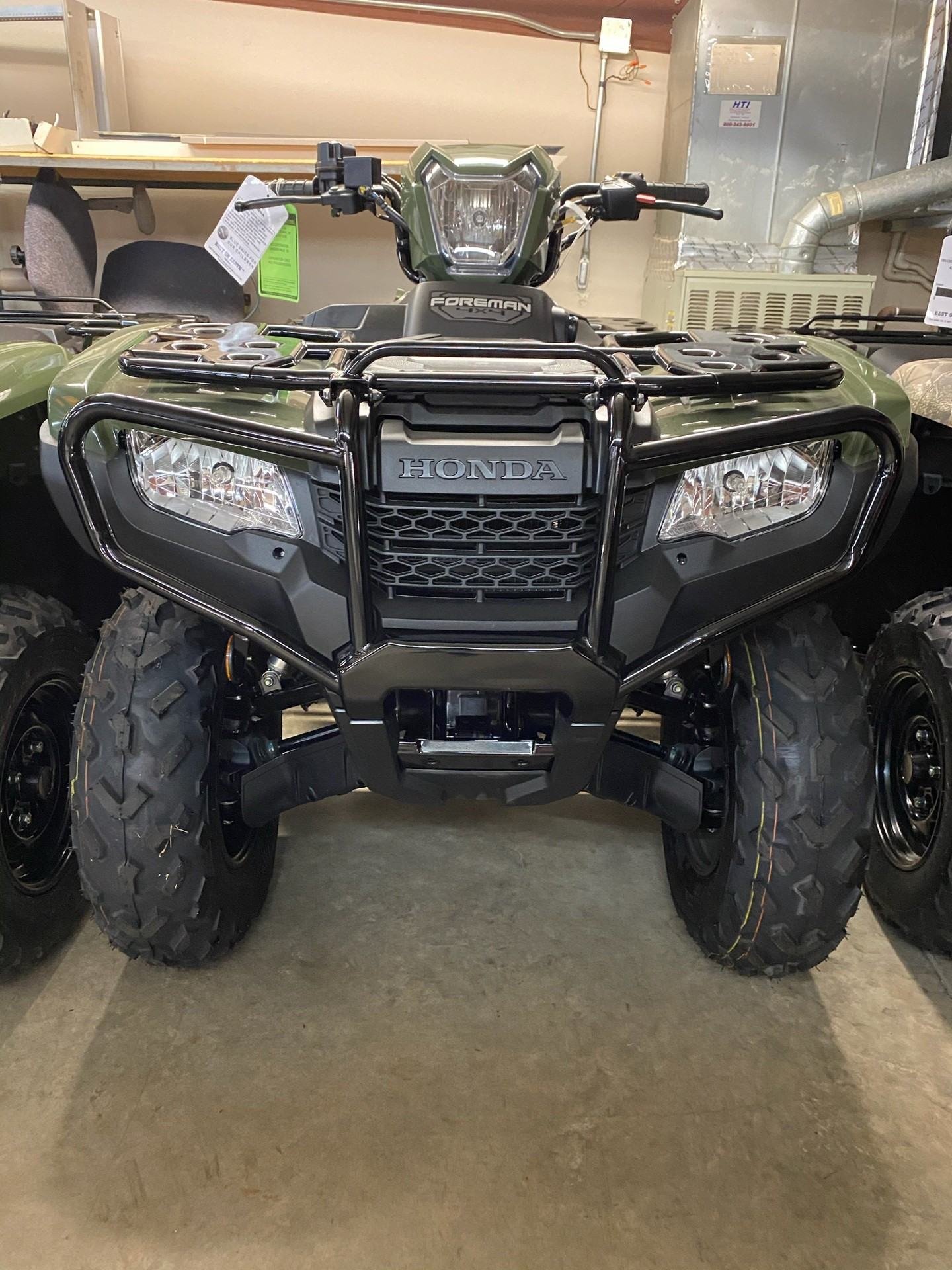 2020 Honda FourTrax Foreman 4x4 in Statesville, North Carolina - Photo 1