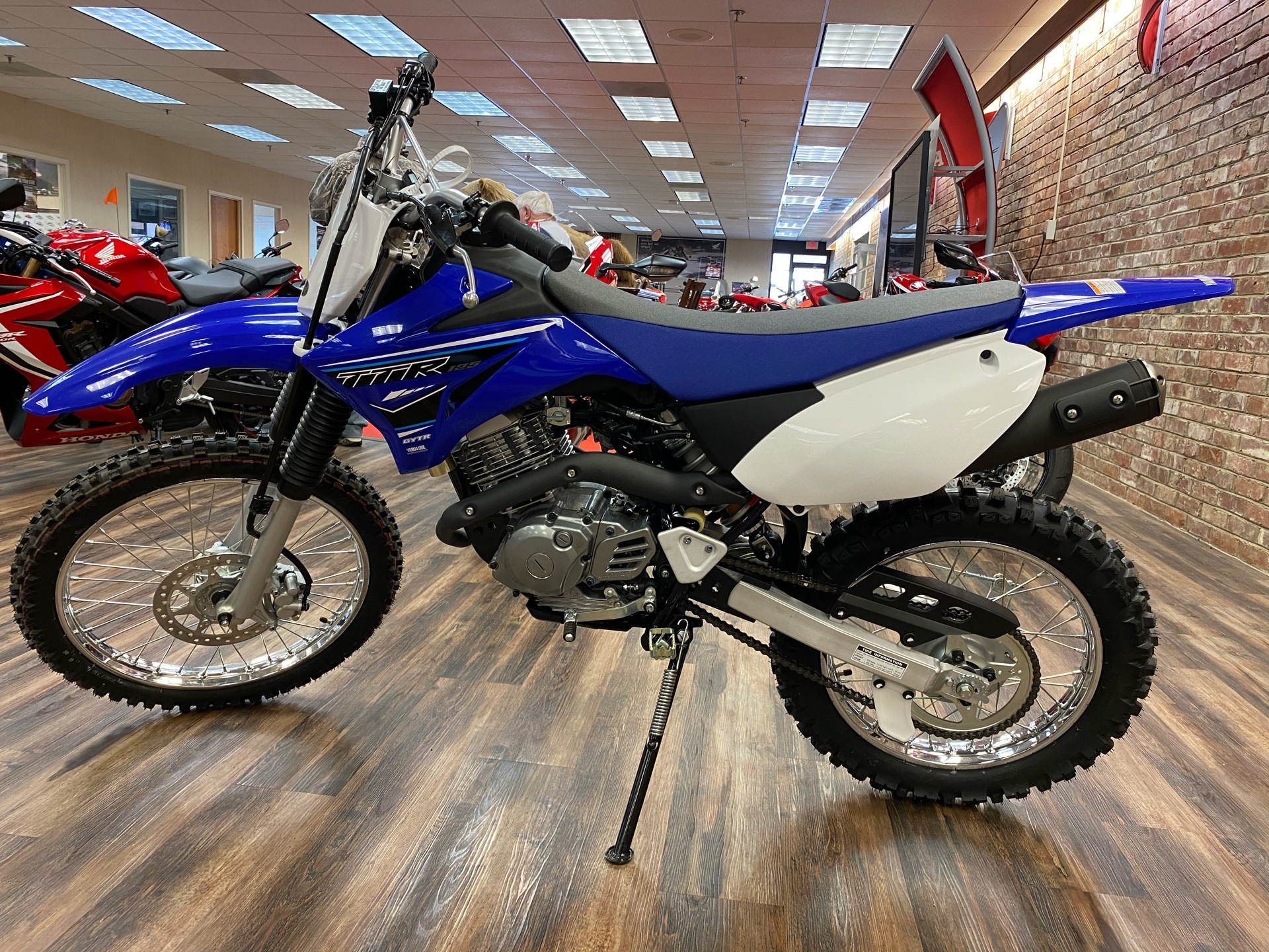 2021 Yamaha TT-R125LE in Statesville, North Carolina - Photo 1