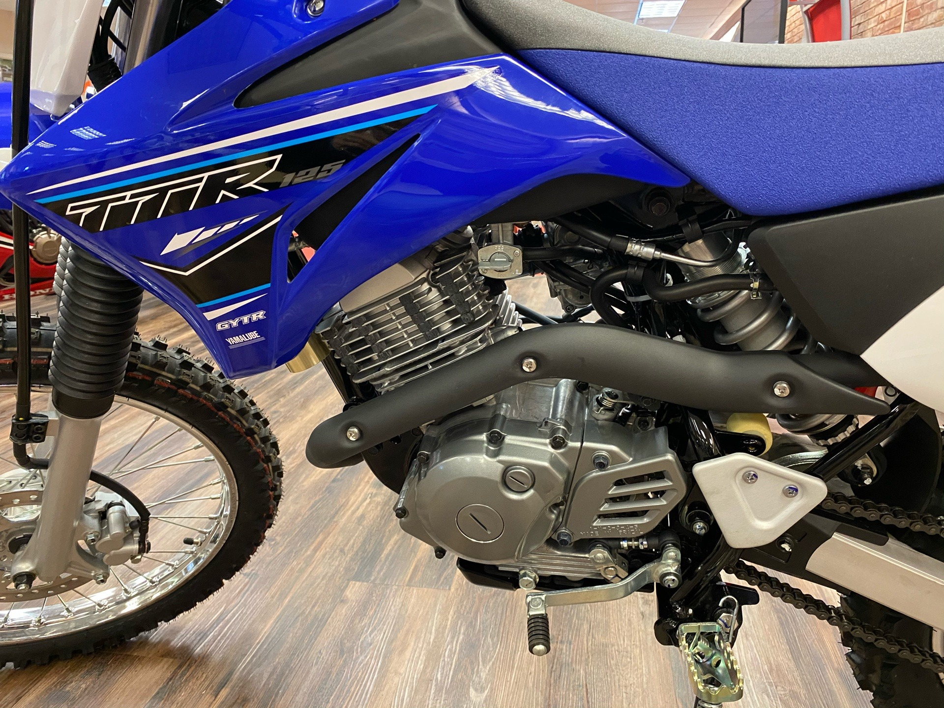 2021 Yamaha TT-R125LE in Statesville, North Carolina - Photo 2