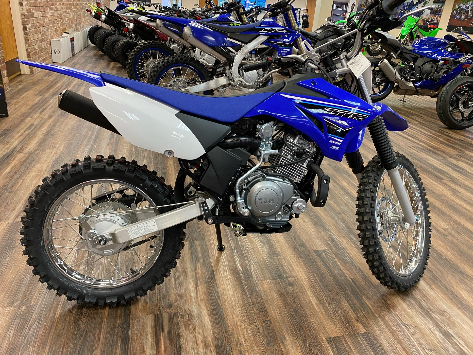 2021 Yamaha TT-R125LE in Statesville, North Carolina - Photo 4