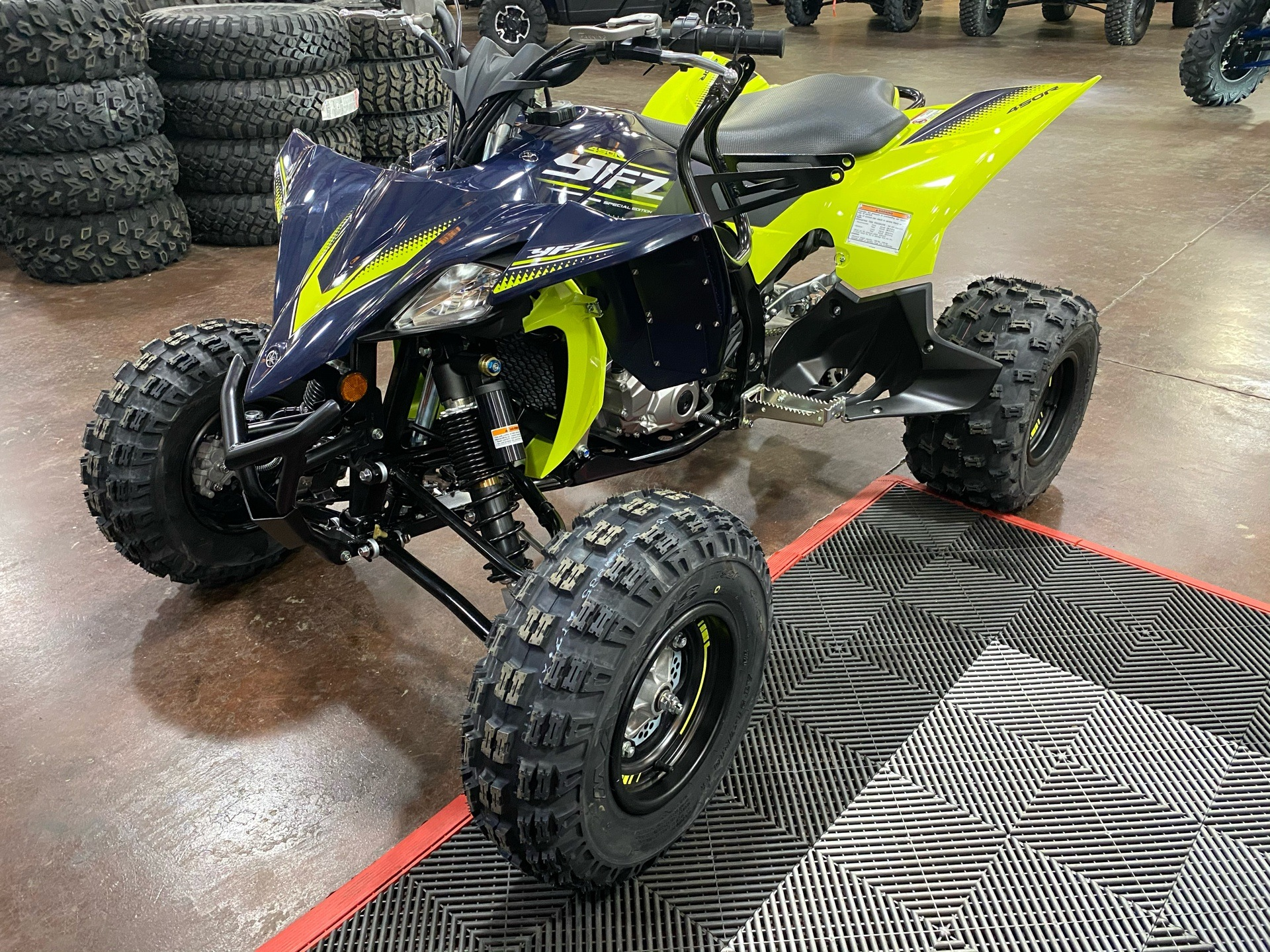 2020 Yamaha YFZ450R SE in Statesville, North Carolina - Photo 4