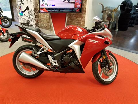 2012 Honda CBR®250R in Statesville, North Carolina