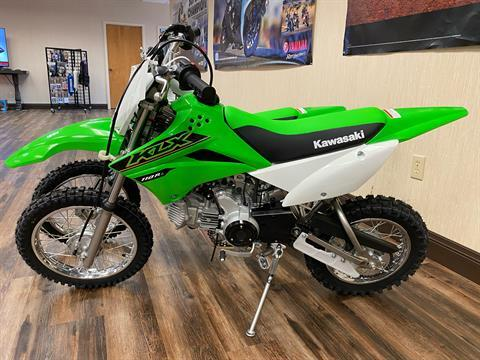 2021 Kawasaki KLX 110R L in Statesville, North Carolina - Photo 1
