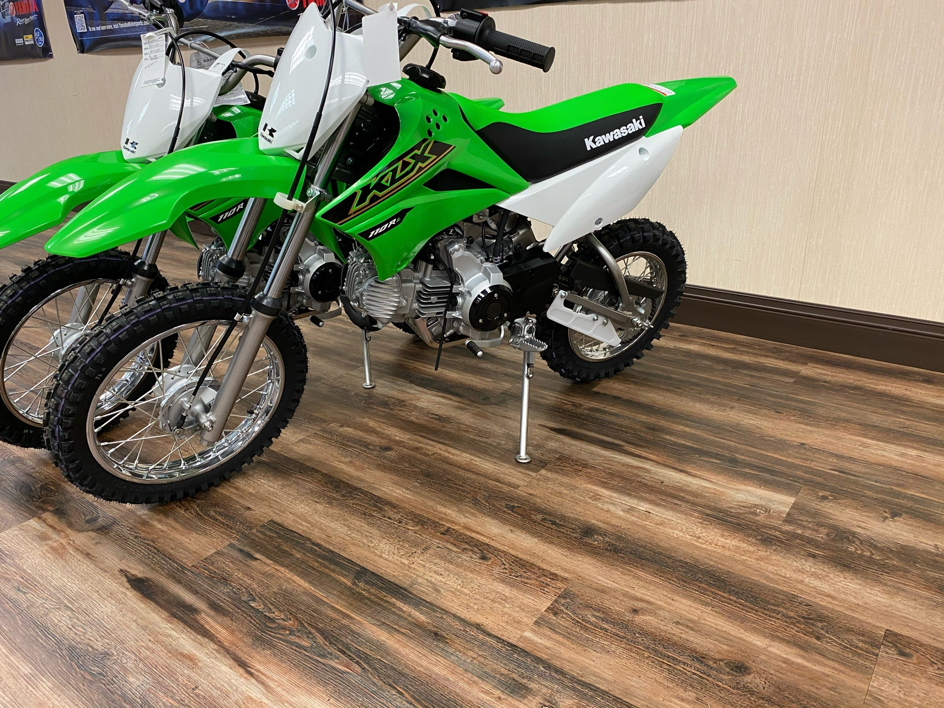 2021 Kawasaki KLX 110R L in Statesville, North Carolina - Photo 3
