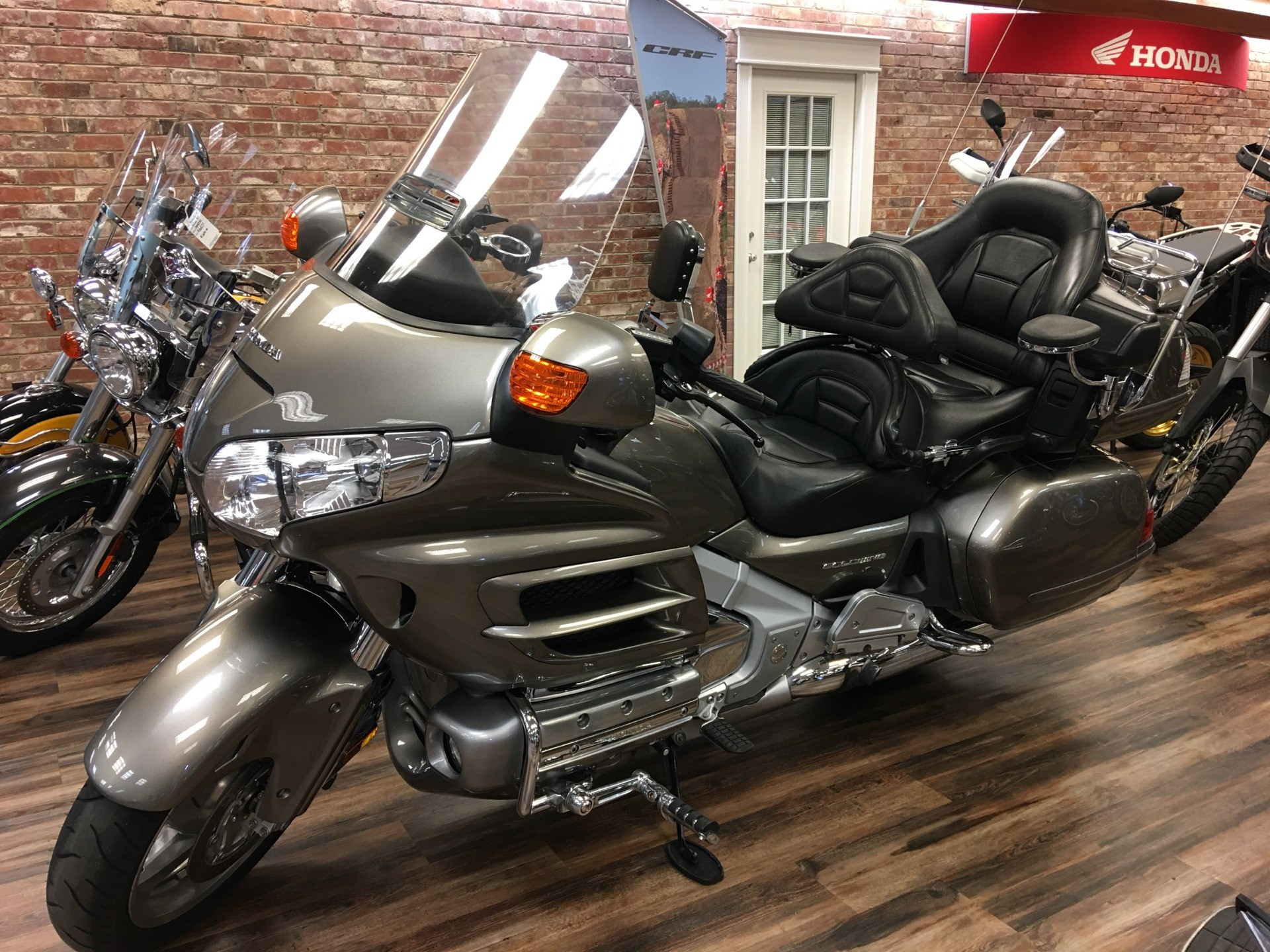2006 Honda Gold Wing® Audio / Comfort / Navi / ABS in Statesville, North Carolina - Photo 2
