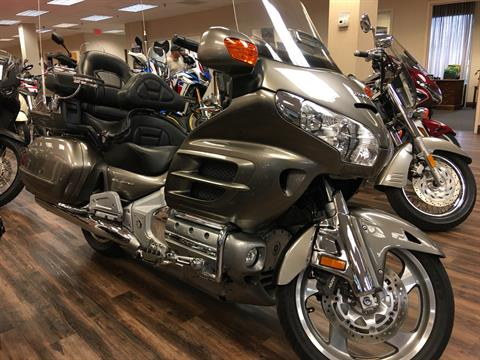2006 Honda Gold Wing® Audio / Comfort / Navi / ABS in Statesville, North Carolina - Photo 6