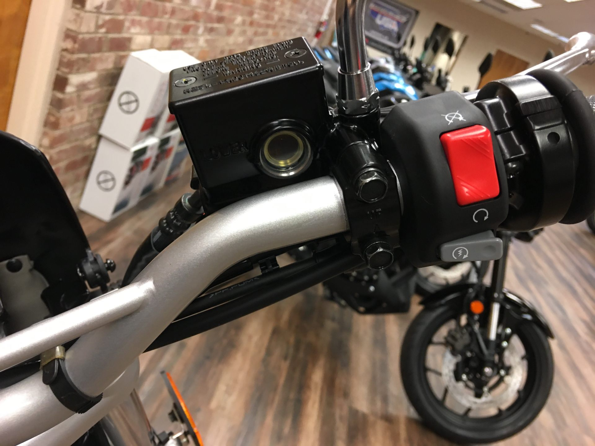 2021 Yamaha TW200 in Statesville, North Carolina - Photo 6
