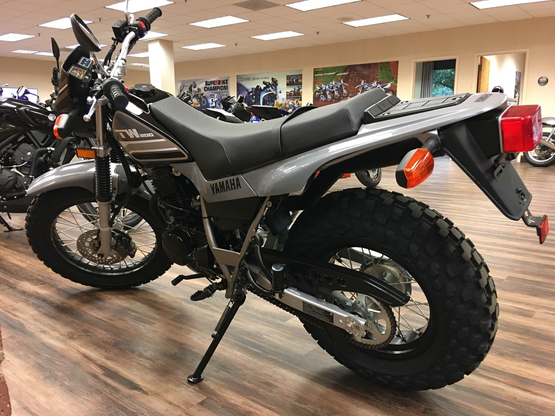 2021 Yamaha TW200 in Statesville, North Carolina - Photo 7