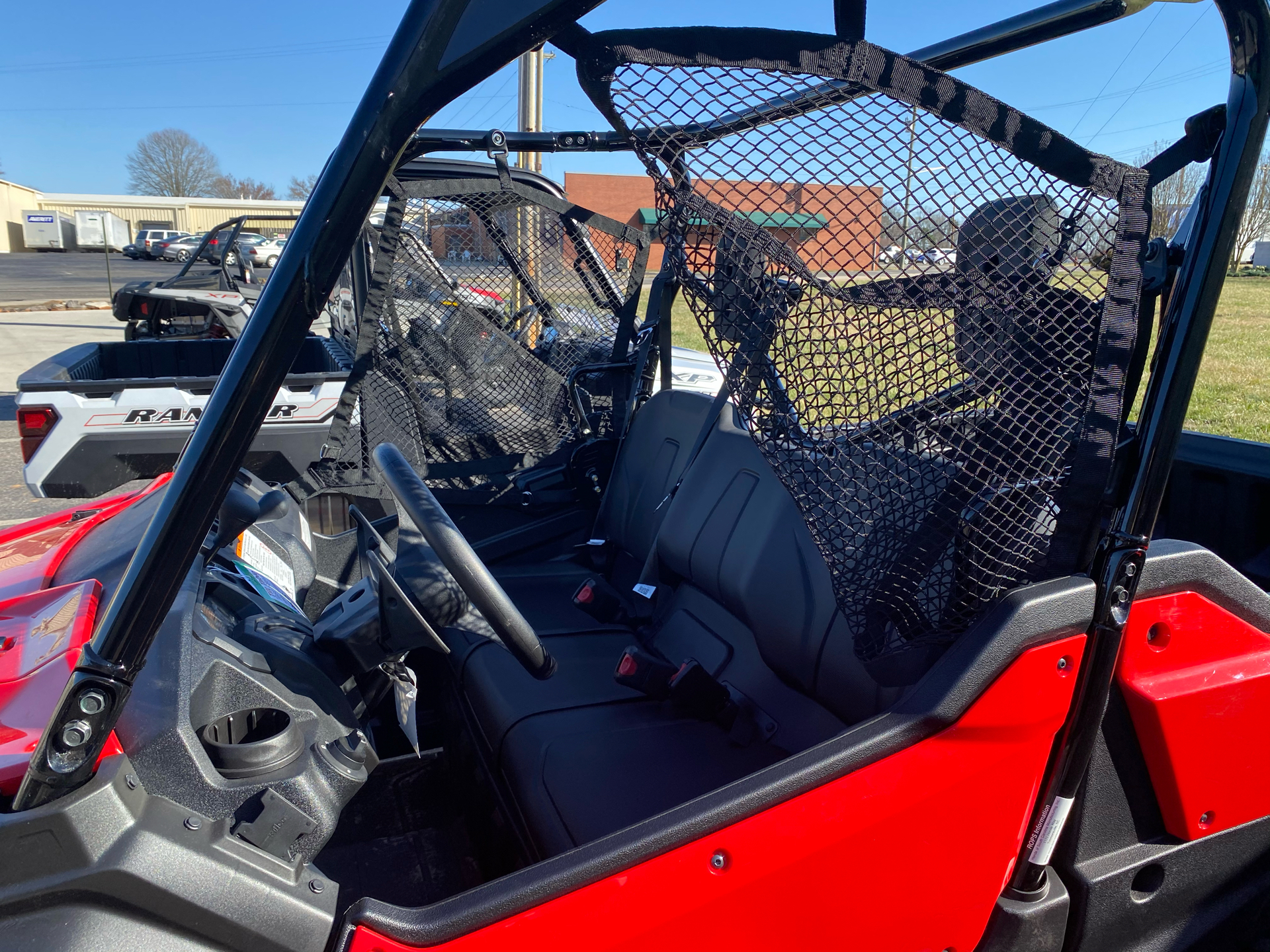 2021 Honda Pioneer 1000 Deluxe in Statesville, North Carolina - Photo 5