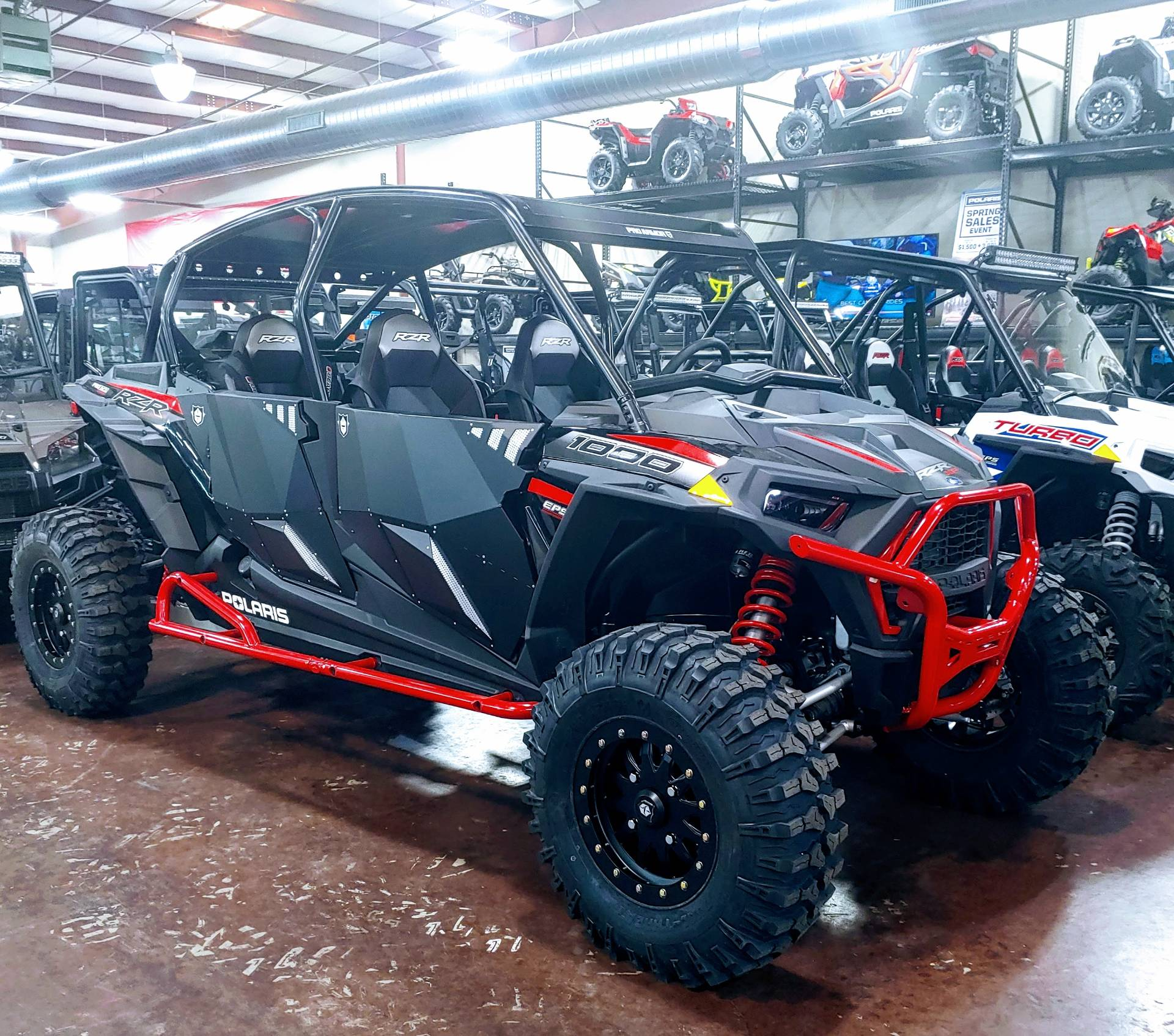 2019 Polaris RZR XP 4 1000 EPS in Statesville, North Carolina - Photo 1