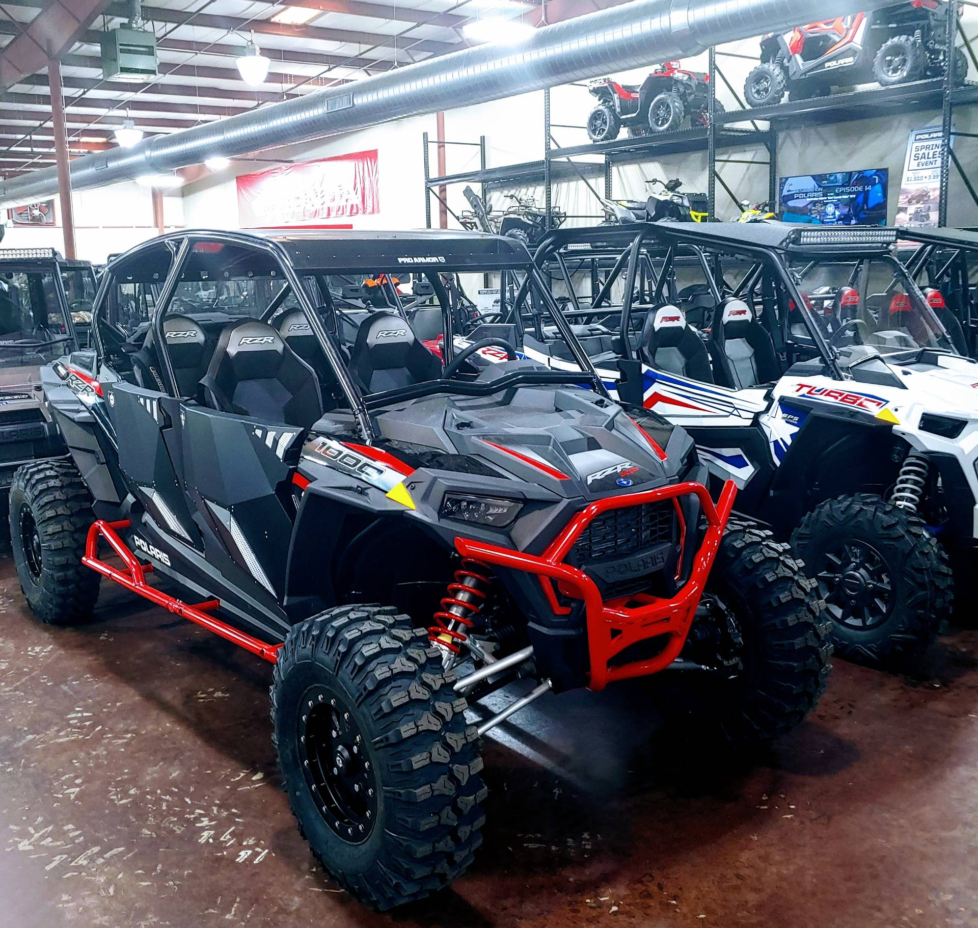 2019 Polaris RZR XP 4 1000 EPS in Statesville, North Carolina - Photo 3
