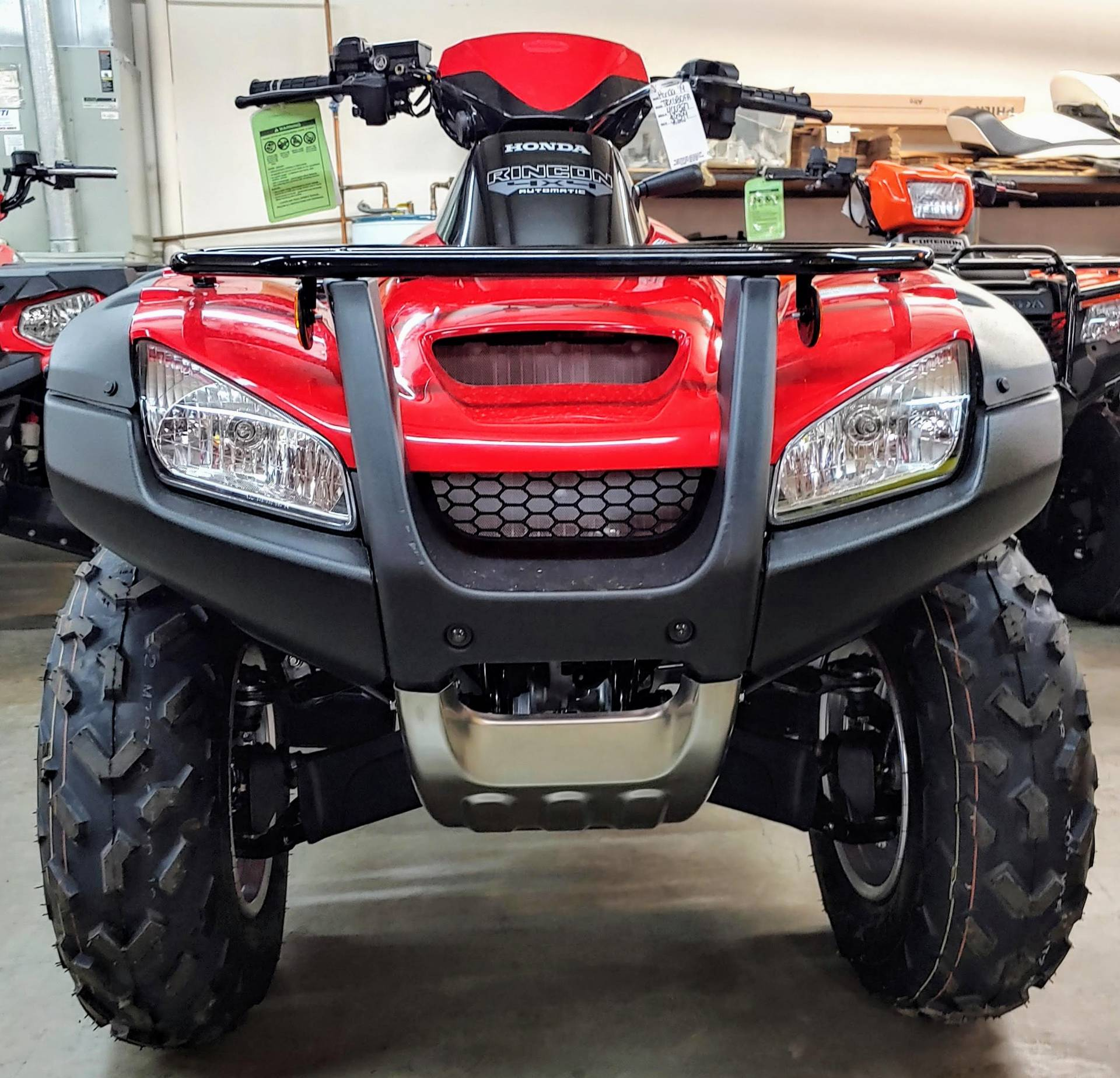 2019 Honda FourTrax Rincon in Statesville, North Carolina - Photo 4