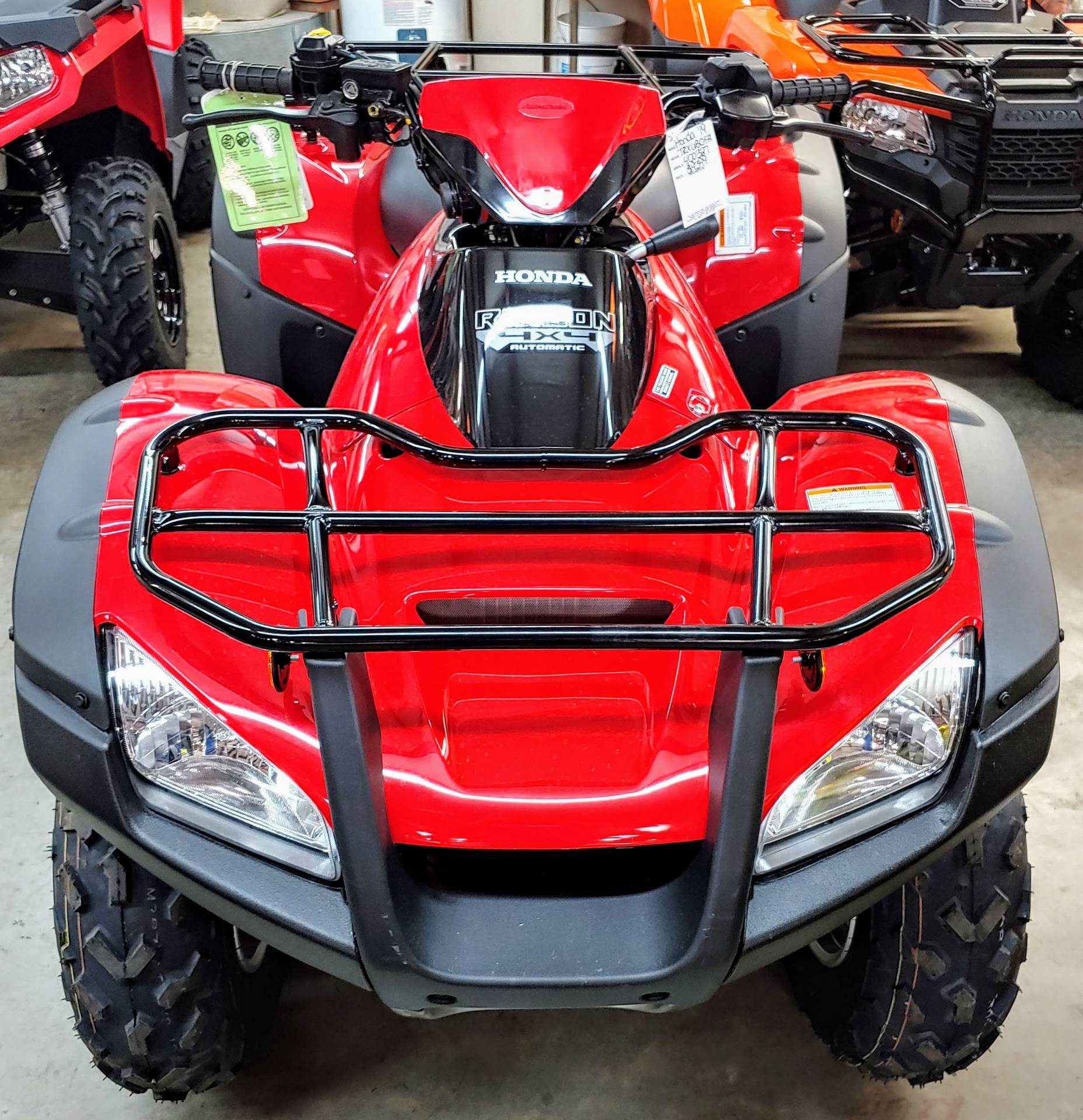 2019 Honda FourTrax Rincon in Statesville, North Carolina - Photo 5