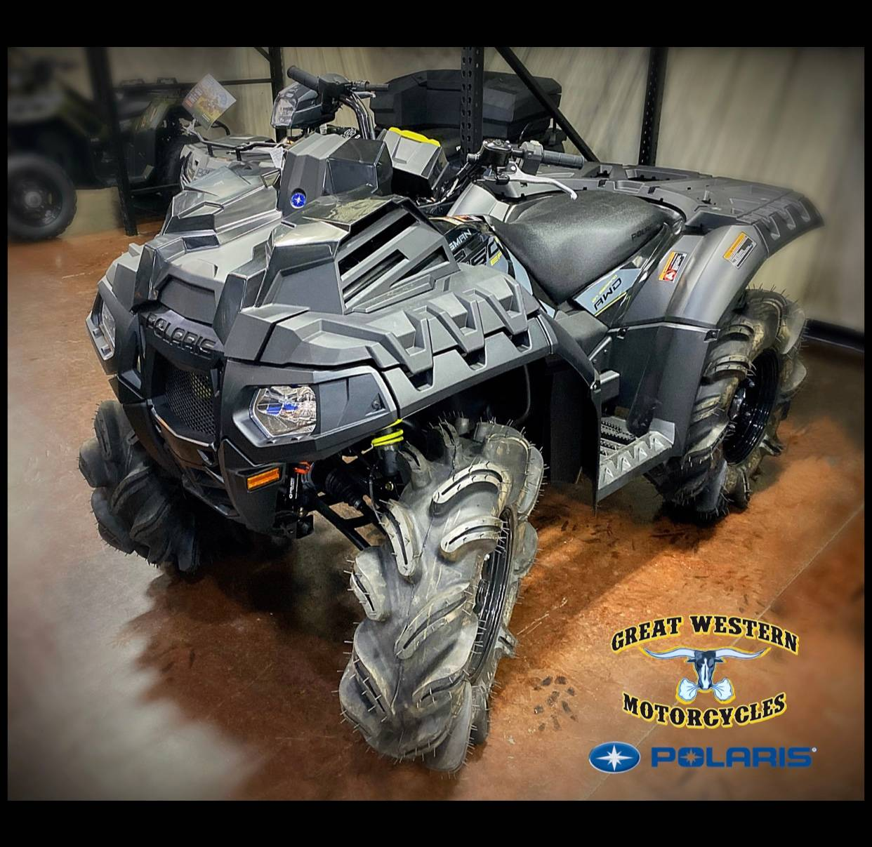 2020 Polaris Sportsman 850 High Lifter Edition in Statesville, North Carolina - Photo 1