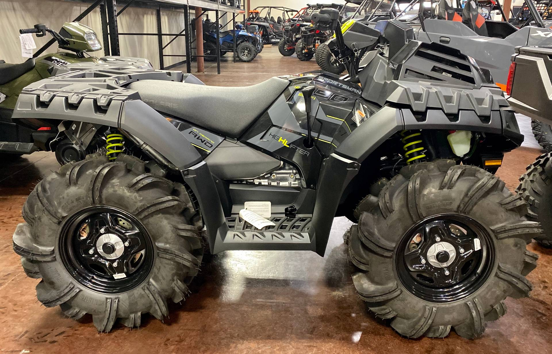 2020 Polaris Sportsman 850 High Lifter Edition in Statesville, North Carolina - Photo 3