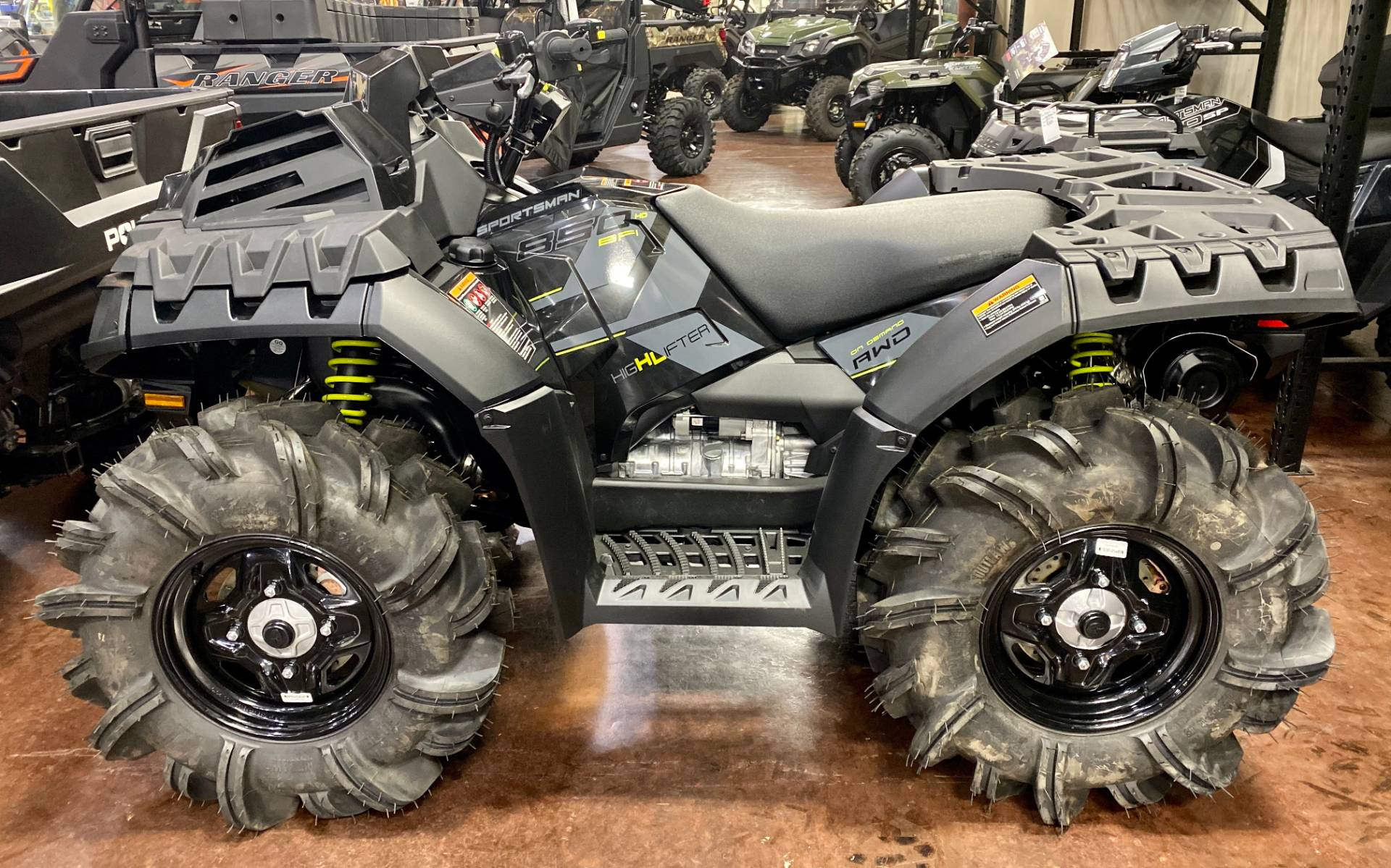 2020 Polaris Sportsman 850 High Lifter Edition in Statesville, North Carolina - Photo 4